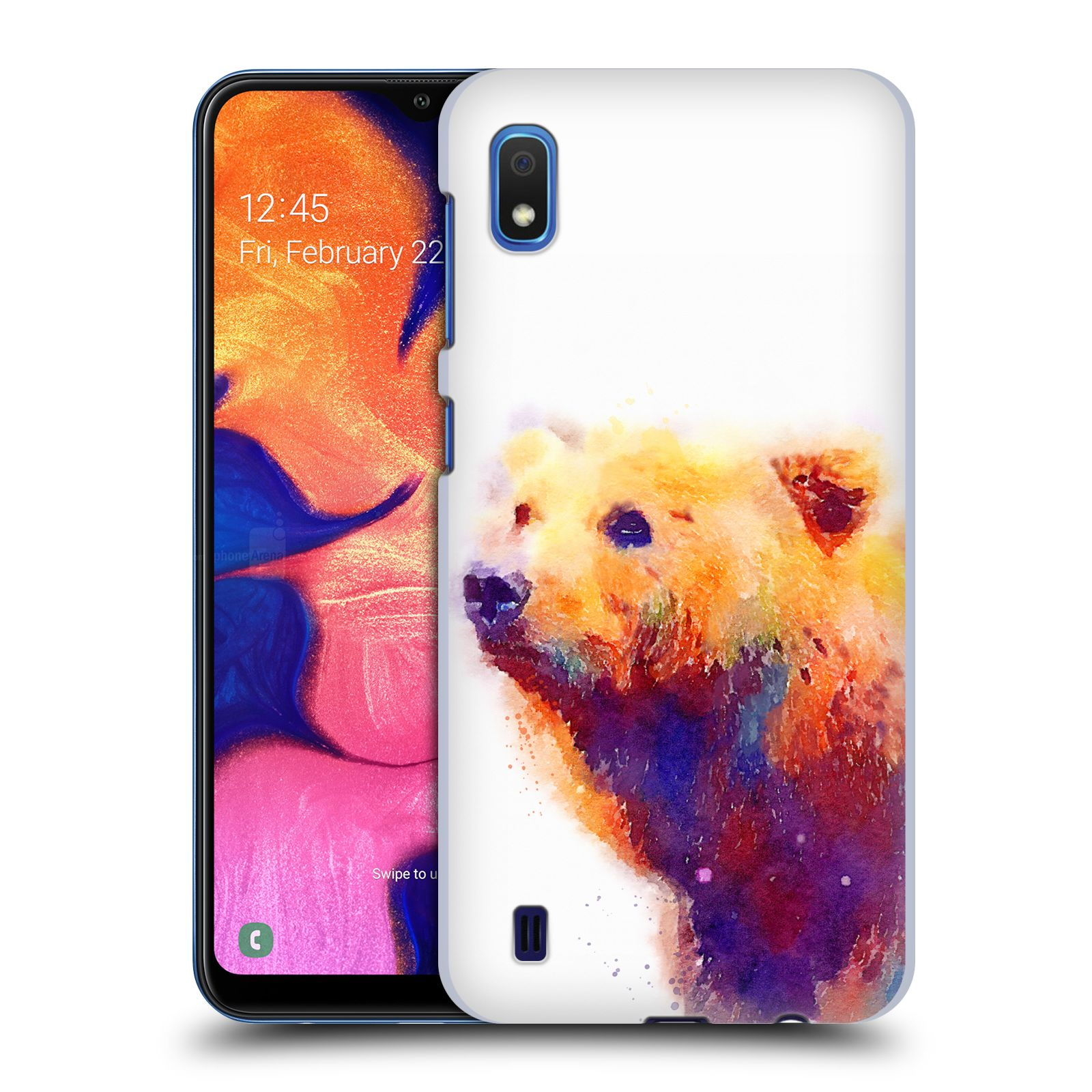 Official Jacqueline Maldonado Animals The Protective Back Case for Samsung Galaxy A10 (2019)