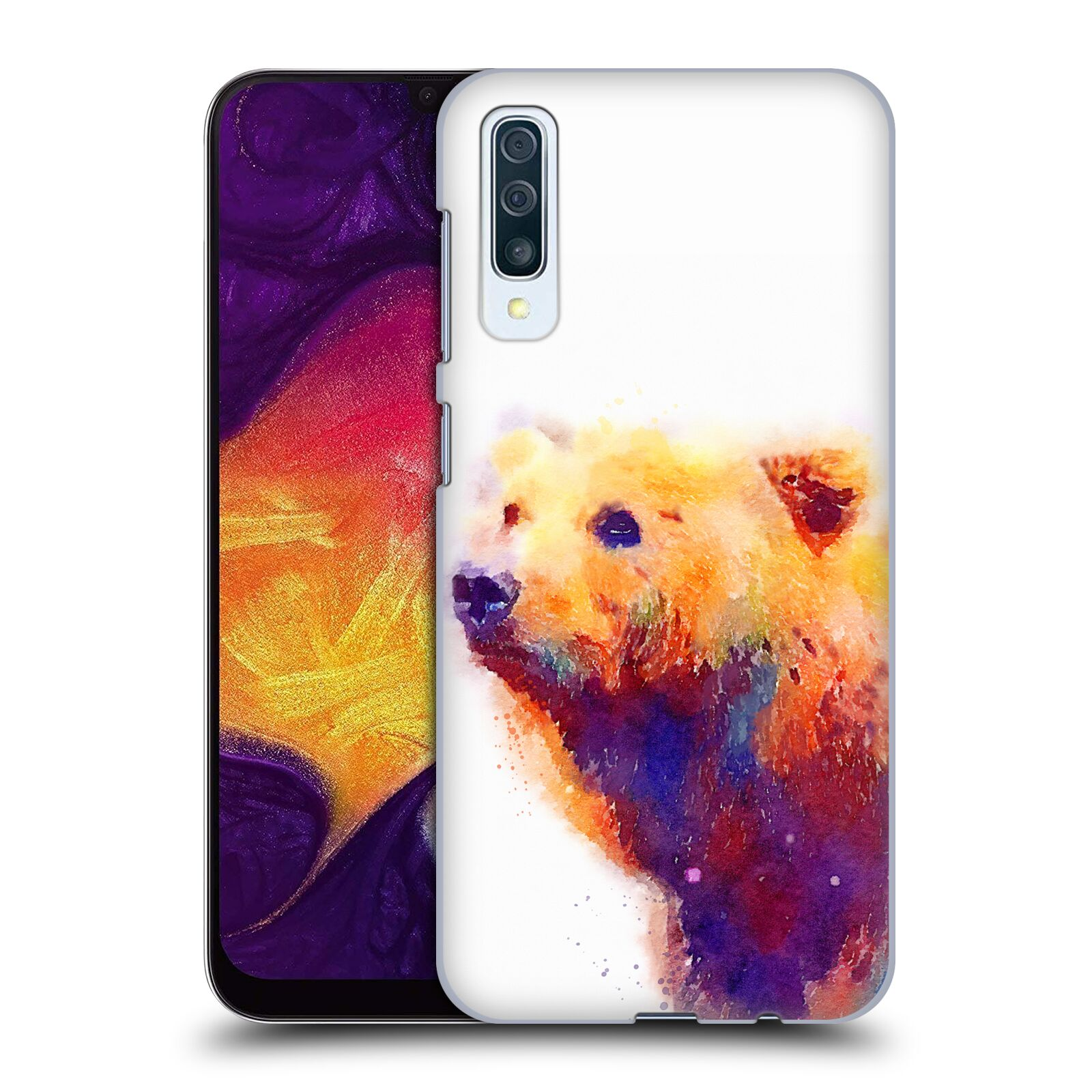 Official Jacqueline Maldonado Animals The Protective Back Case for Samsung Galaxy A50s (2019)