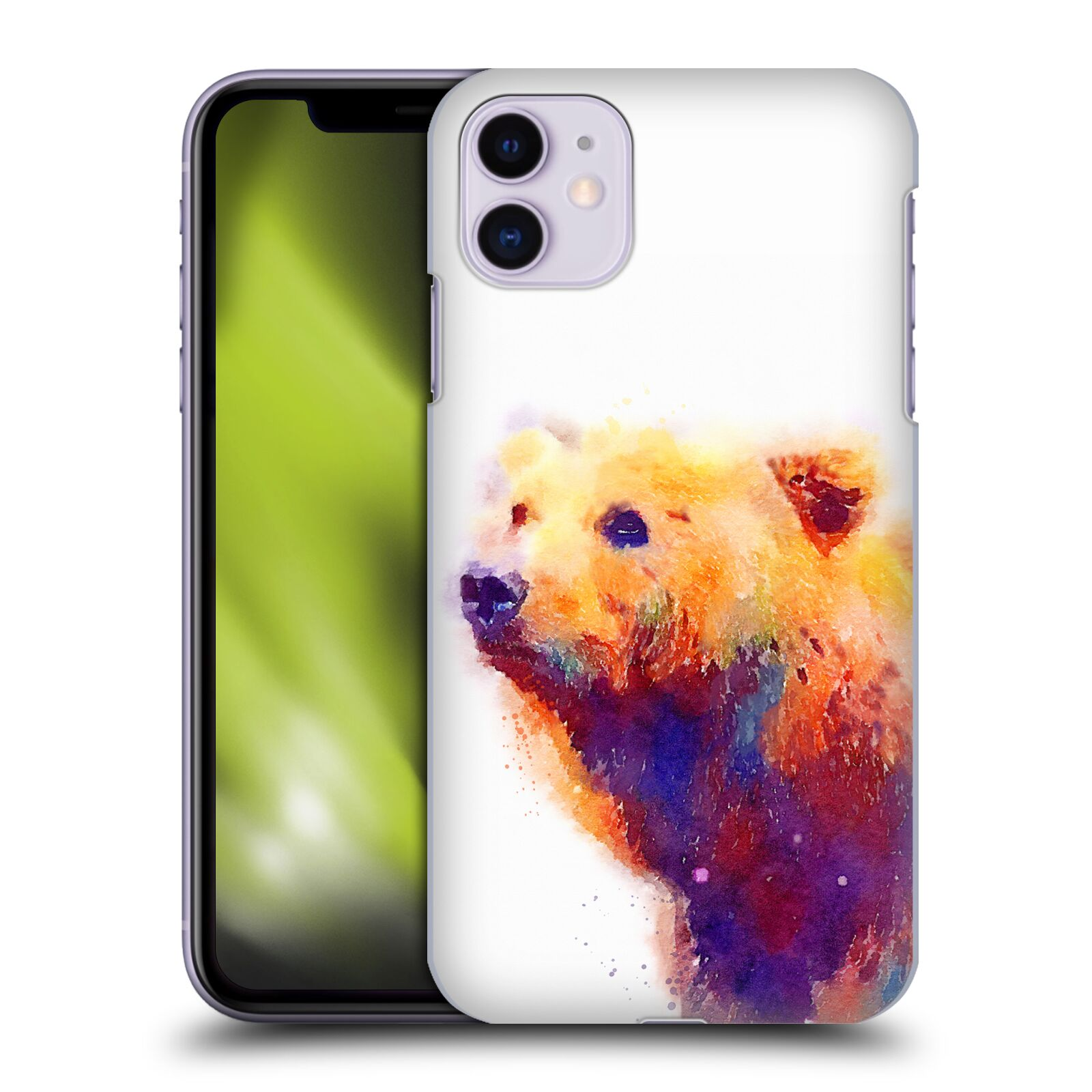 Official Jacqueline Maldonado Animals The Protective Back Case for Apple iPhone 11