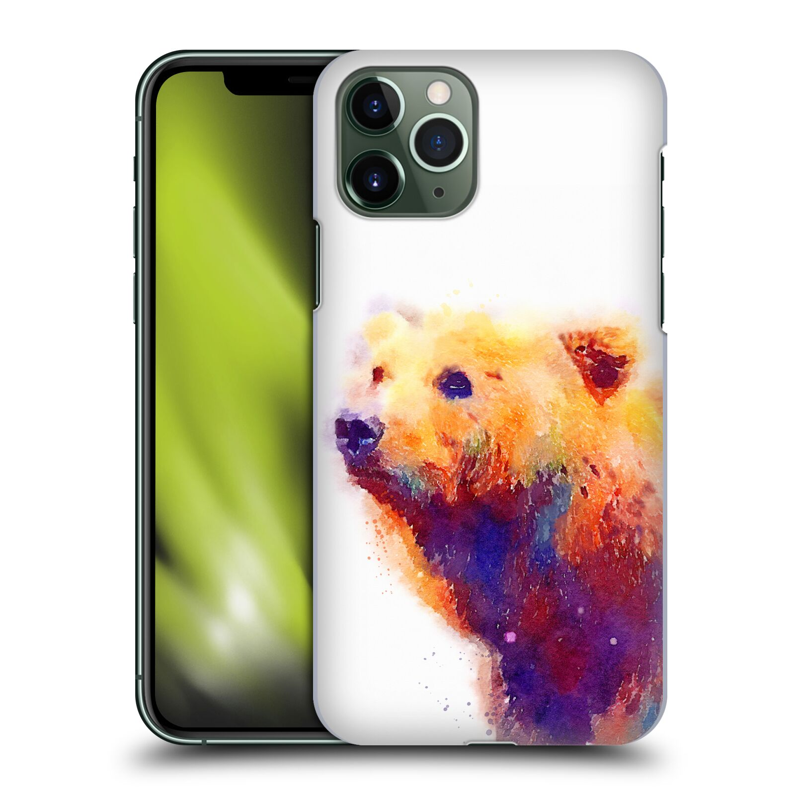 Official Jacqueline Maldonado Animals The Protective Back Case for Apple iPhone 11 Pro