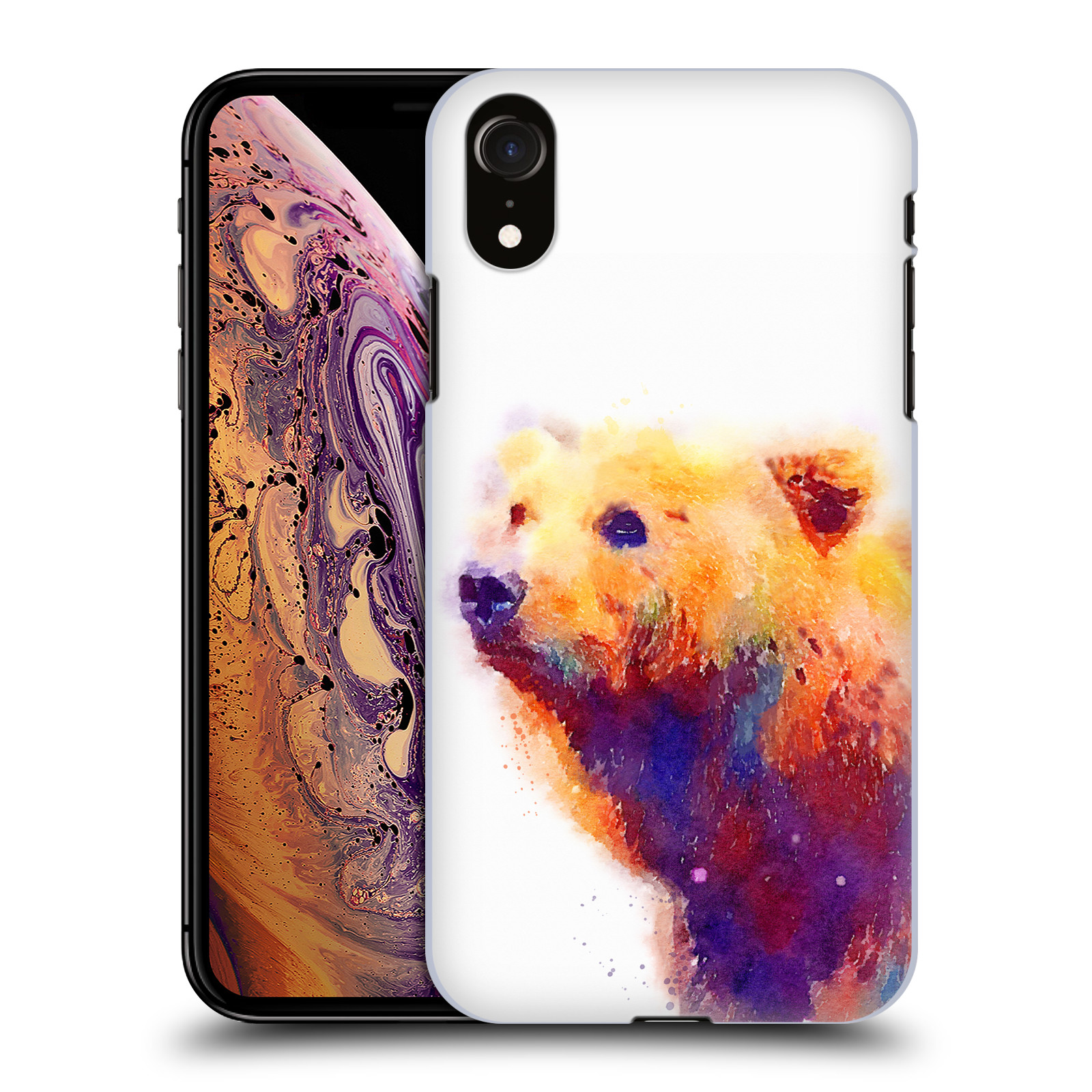 Official Jacqueline Maldonado Animals The Protective Back Case for Apple iPhone XR