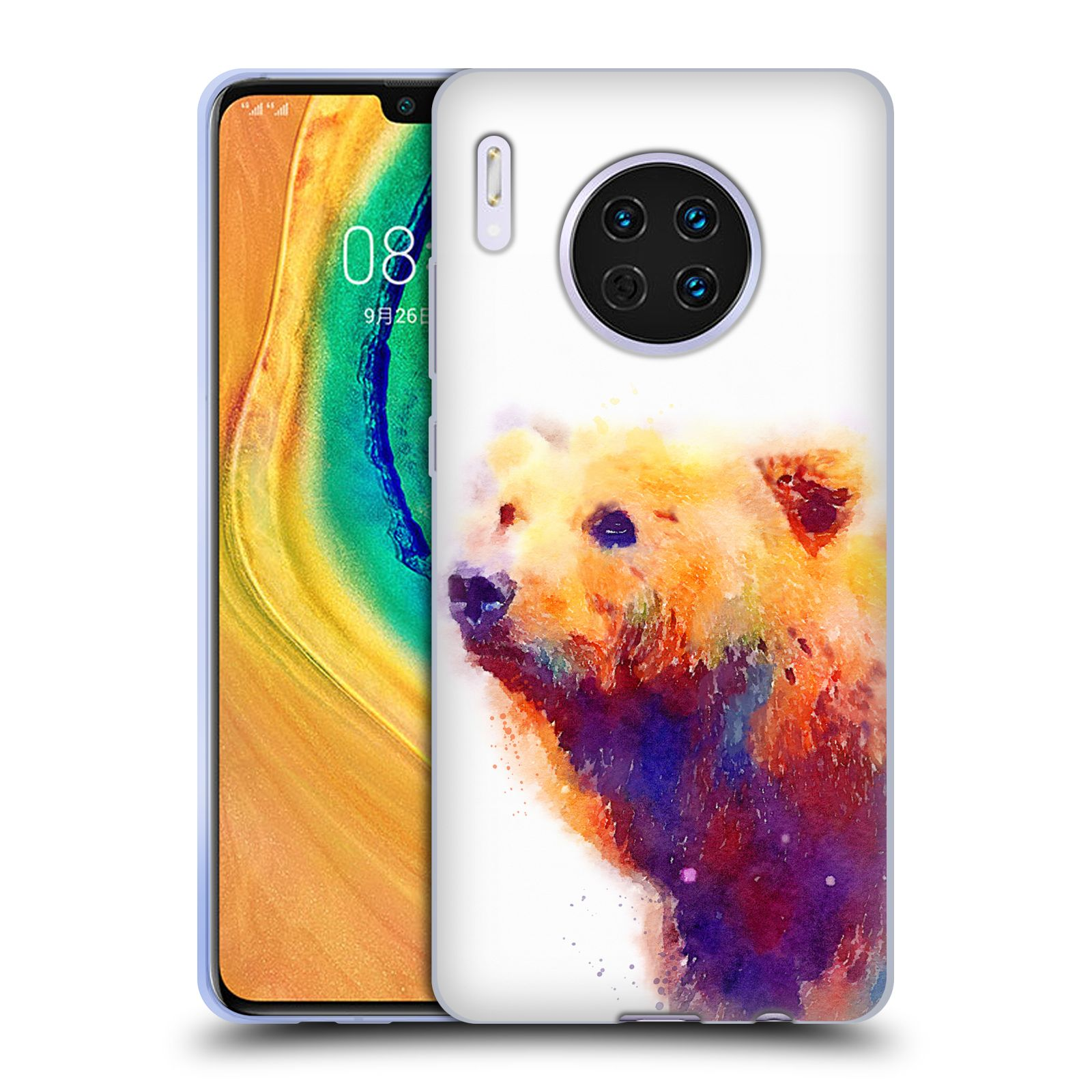 Official Jacqueline Maldonado Animals The Protective Back Case for Huawei Mate 30