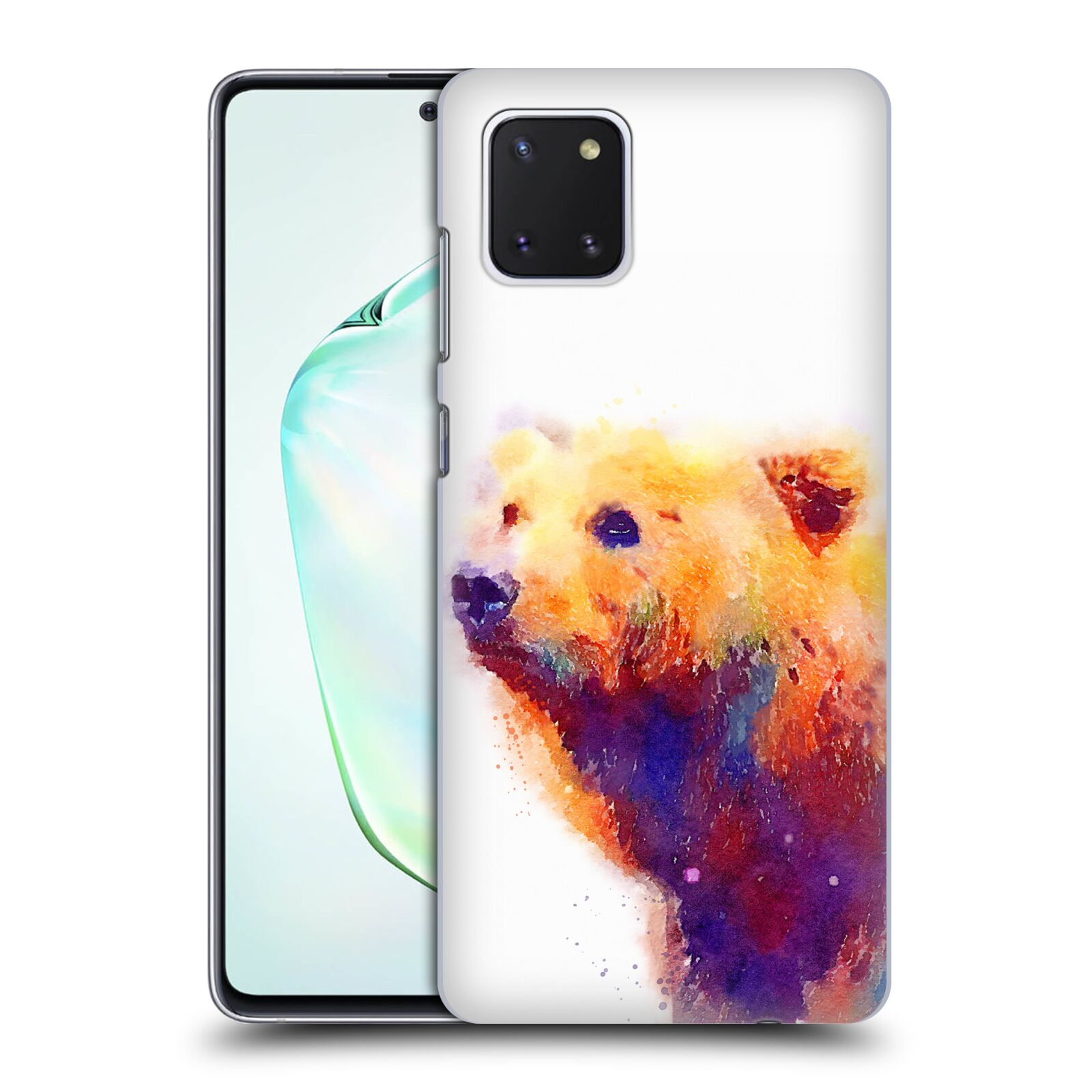 Official Jacqueline Maldonado Animals The Protective Back Case for Samsung Galaxy Note10 Lite