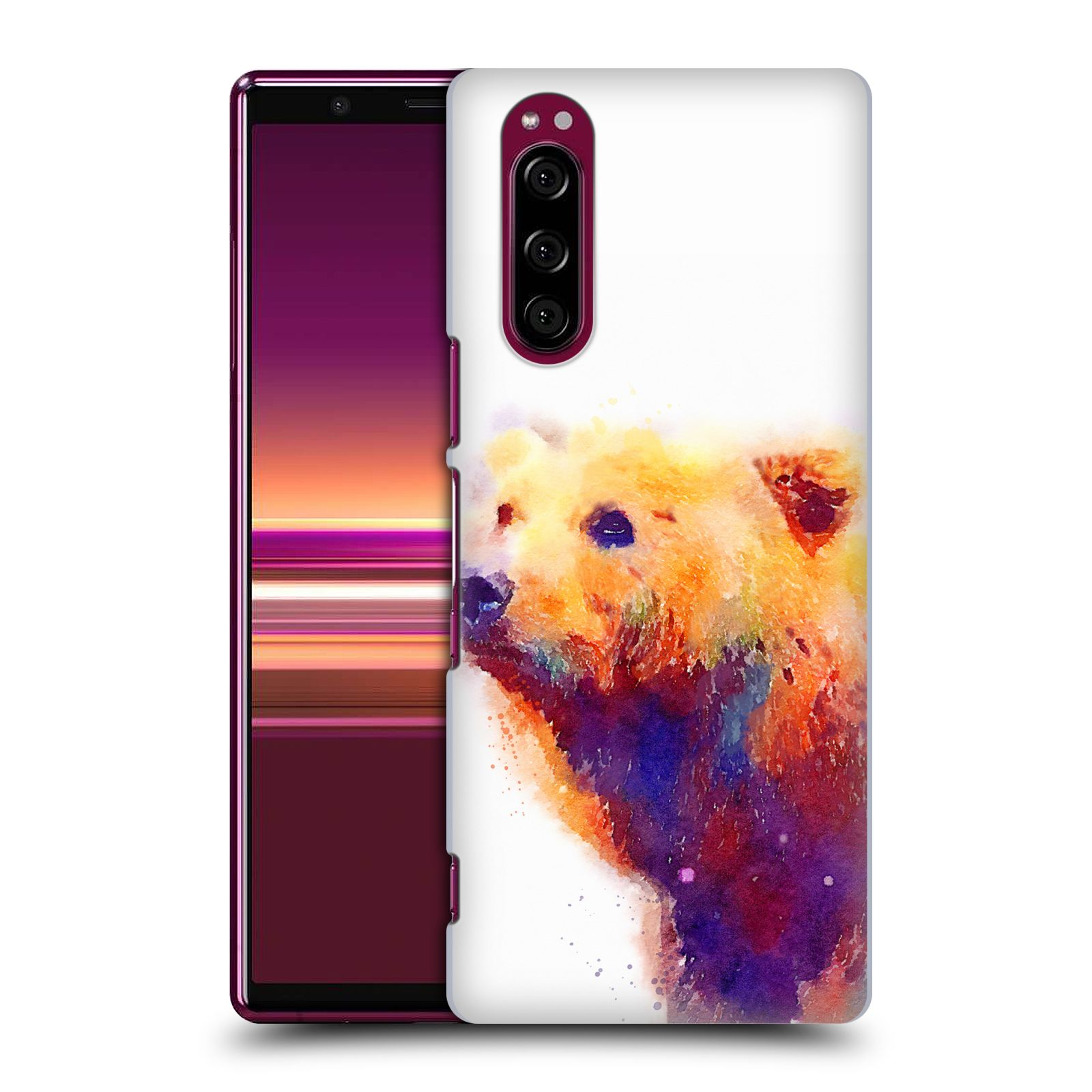 Official Jacqueline Maldonado Animals The Protective Back Case for Sony Xperia 5