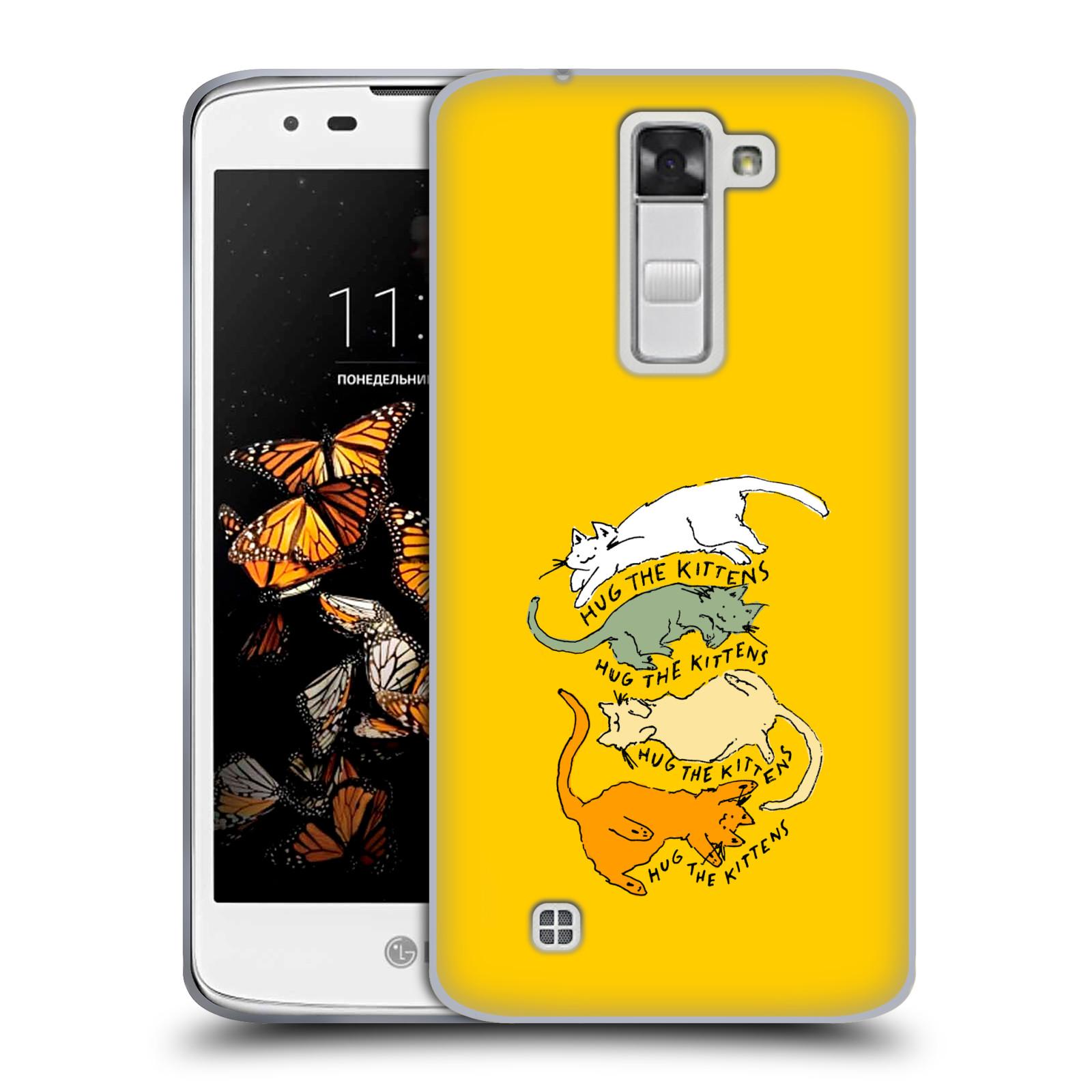 OFFICIAL-KITTEN-RAIN-CATS-SOFT-GEL-CASE-FOR-LG-PHONES-2