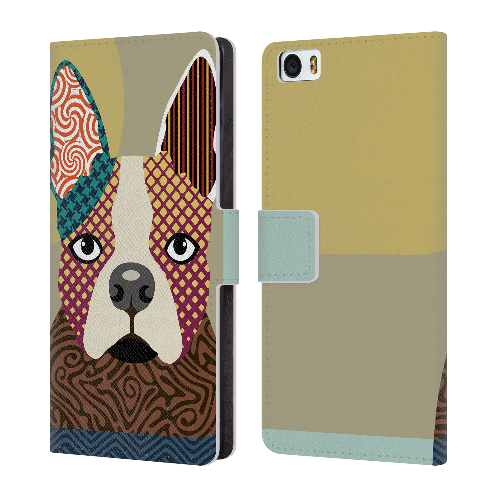 OFFICIAL-LANRE-ADEFIOYE-DOGS-2-LEATHER-BOOK-WALLET-CASE-COVER-FOR-XIAOMI-PHONES