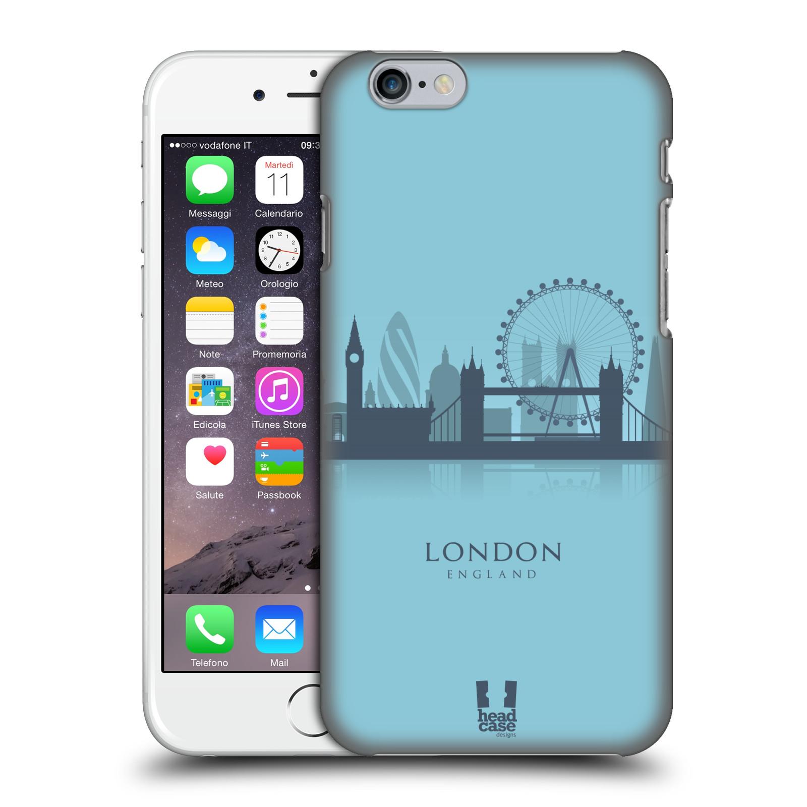 HEAD-CASE-SILHOUETTE-DI-LUOGHI-FAMOSI-UK-COVER-RETRO-PER-APPLE-iPHONE-TELEFONI