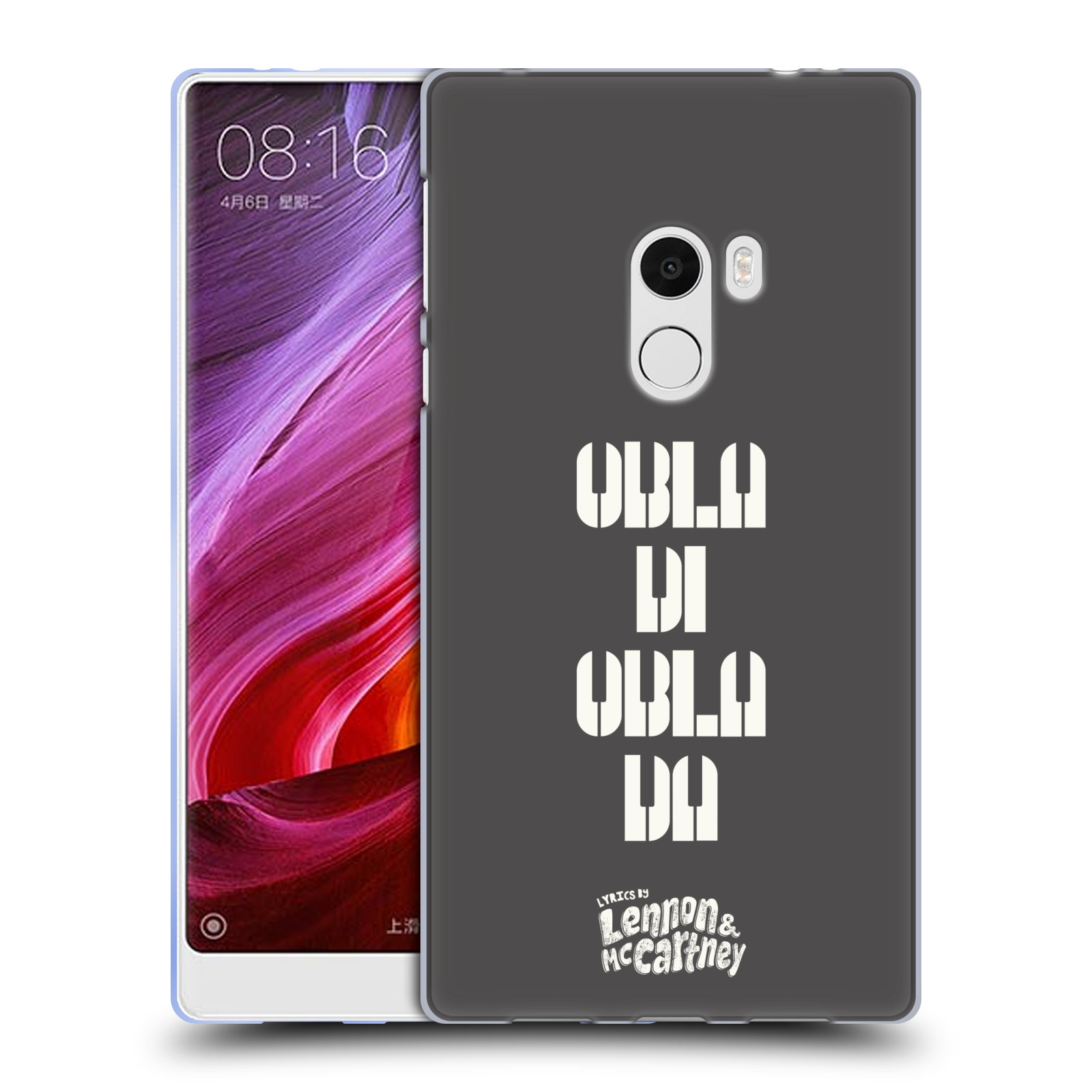 OFFICIAL-LYRICS-BY-LENNON-amp-MCCARTNEY-ICONIC-SONGS-2-GEL-CASE-FOR-XIAOMI-PHONES