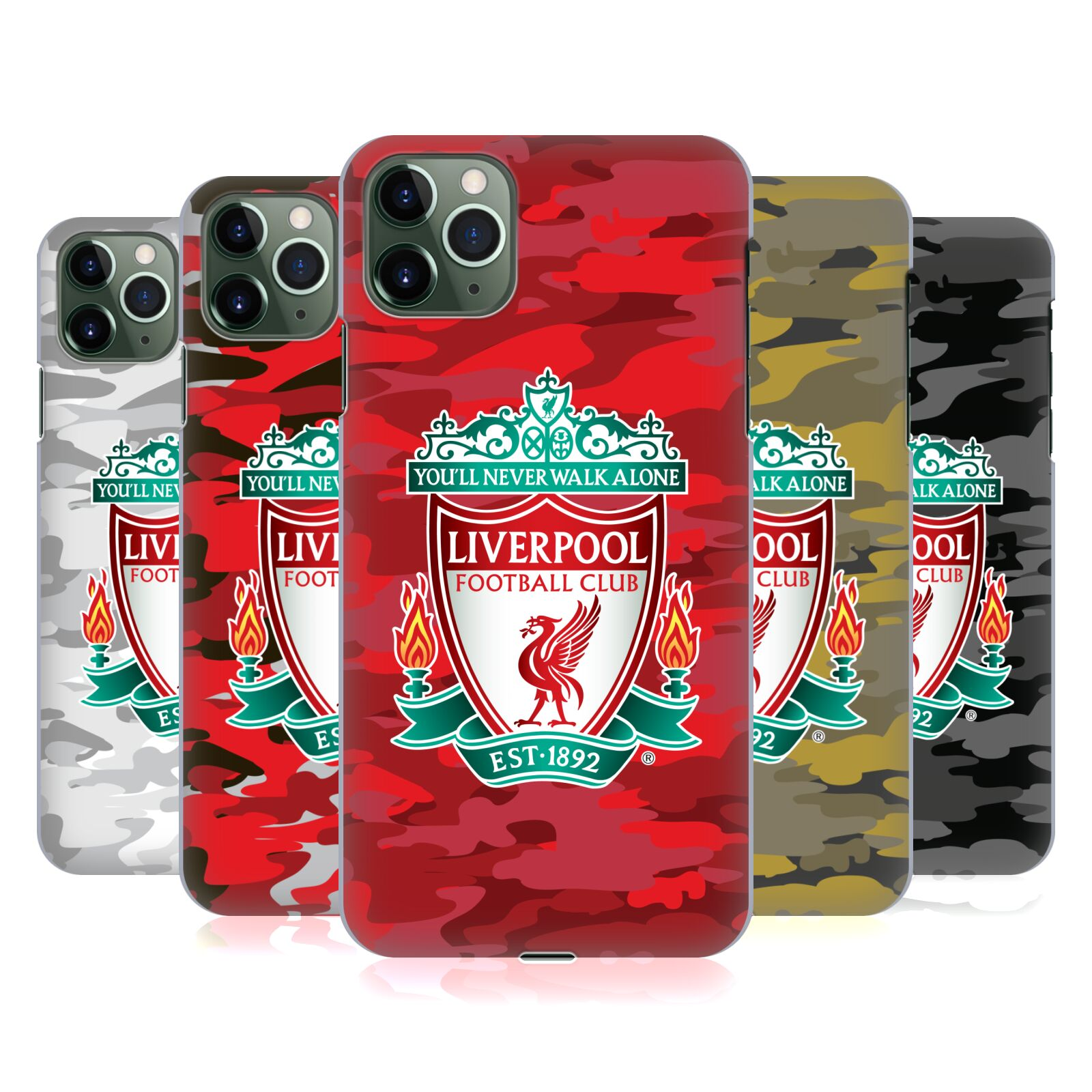 オフィシャル Liverpool Football Club CAMOU