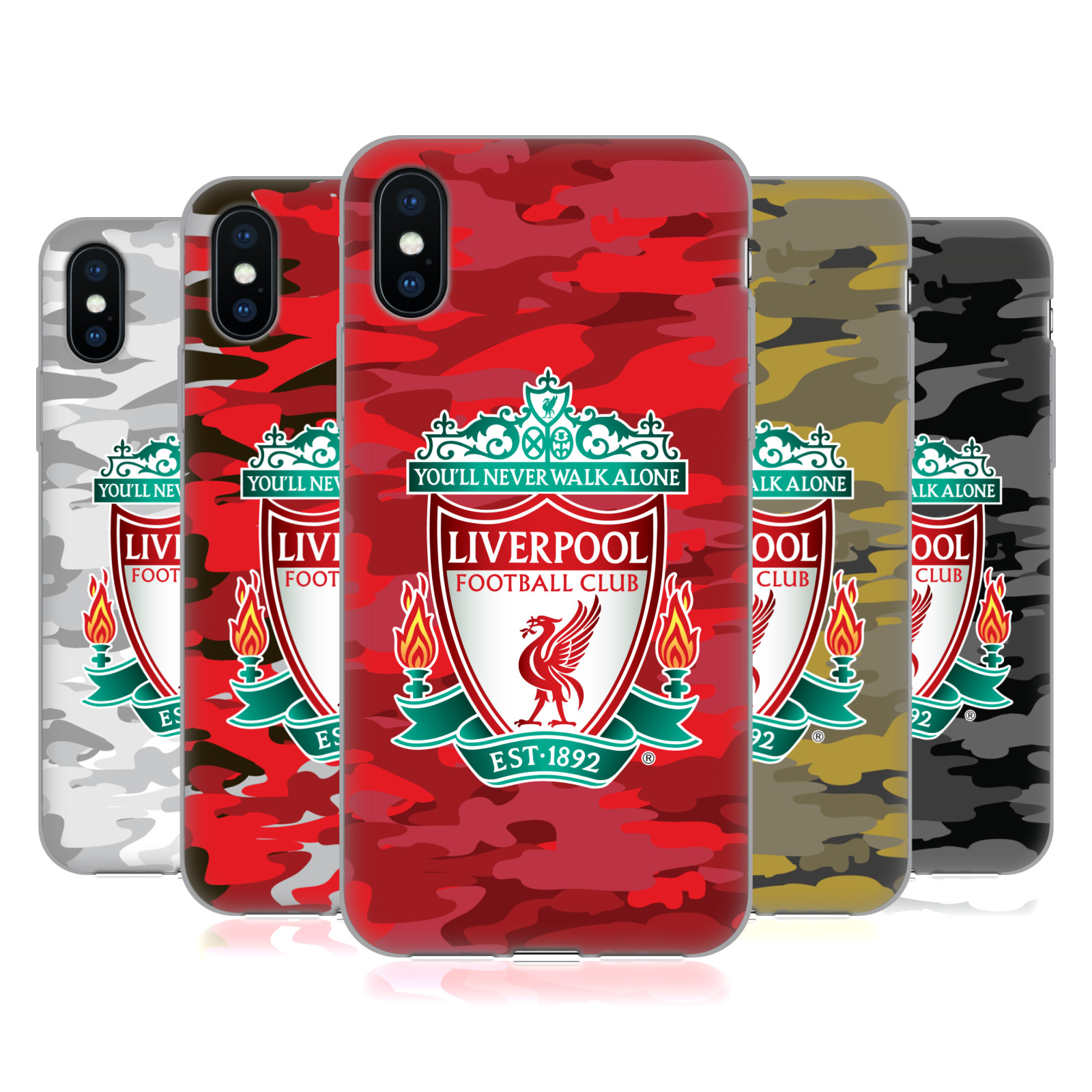Liverpool Football Club Camou