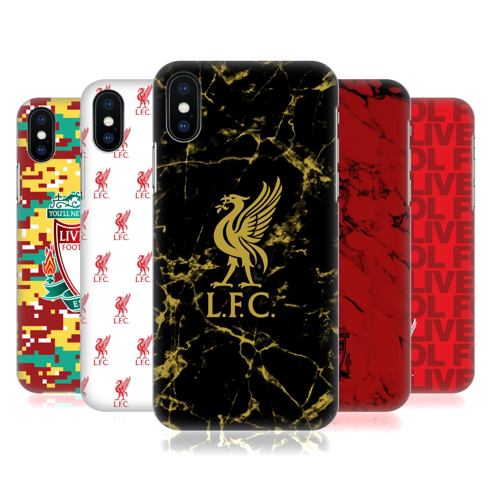 Liverpool Football Club 2018/19 Crest & Liverbird Patterns