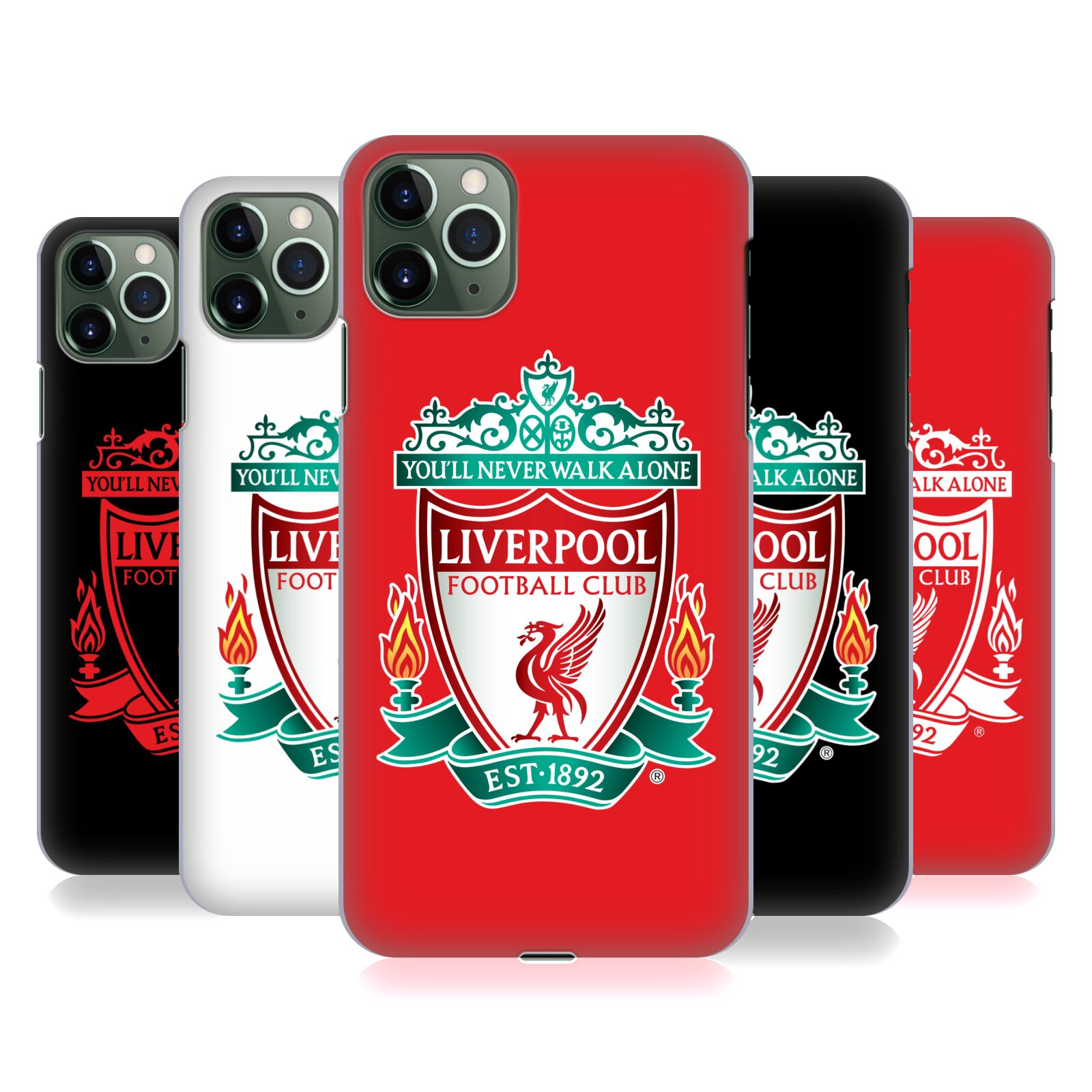 Official Liverpool Football Club Crest 1