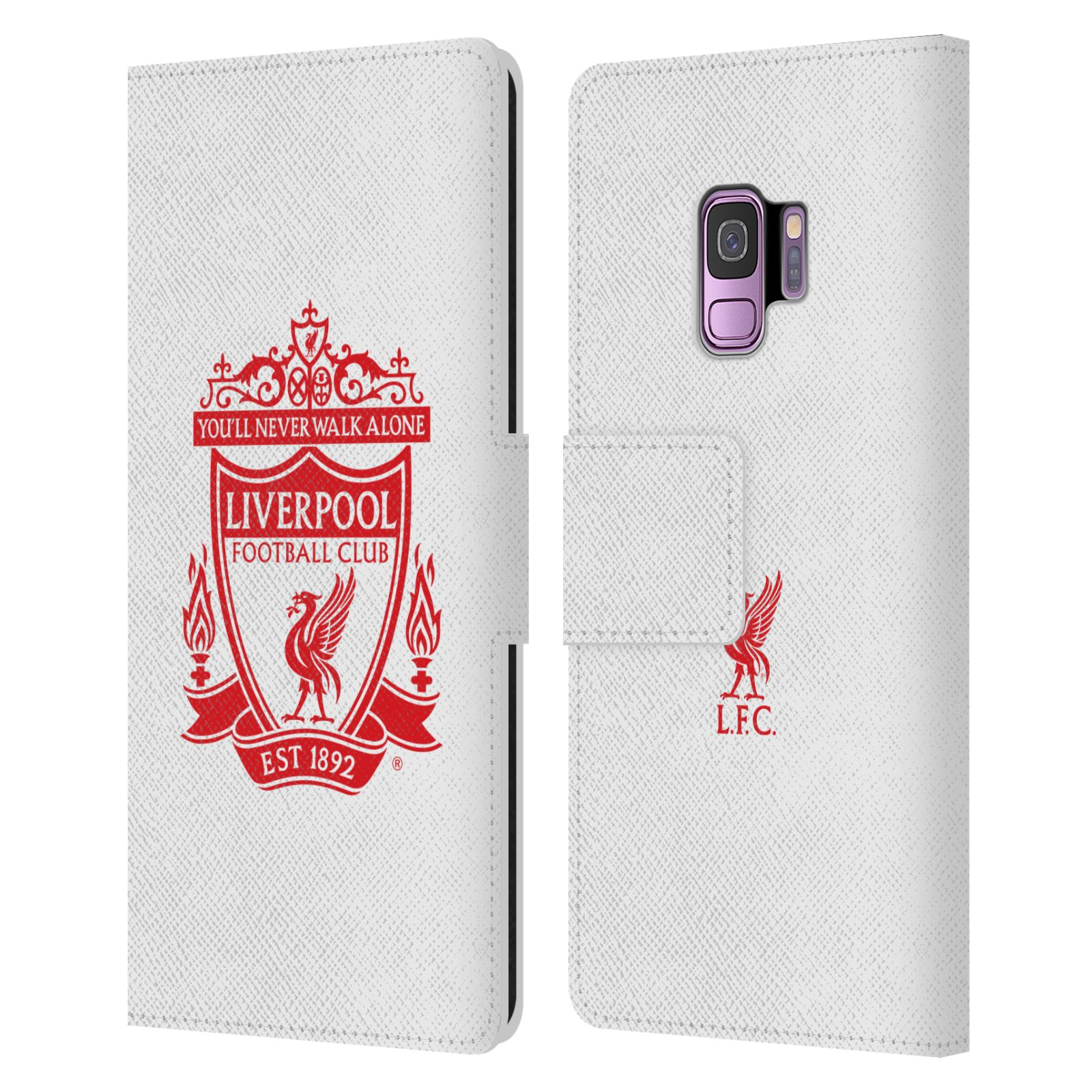 LIVERPOOL-FC-LFC-CREST-1-PU-LEATHER-BOOK-WALLET-CASE-COVER-FOR-SAMSUNG-PHONES-1 thumbnail 15