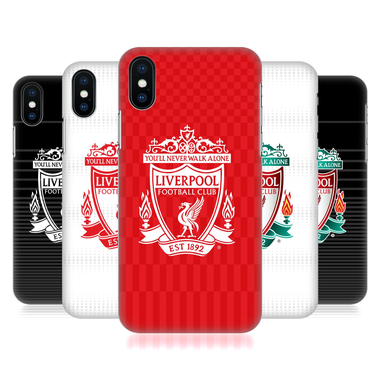 Liverpool Football Club Crest Designs
