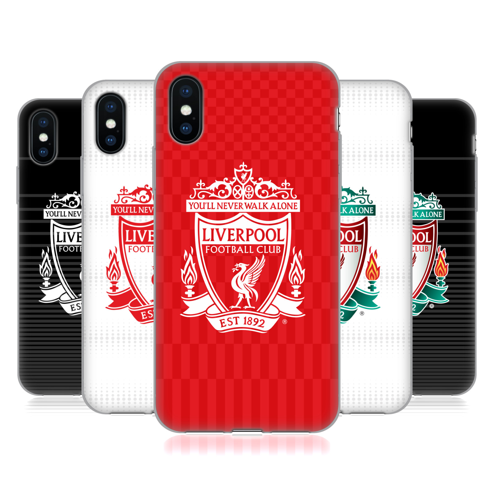 Liverpool Football Club Crest Designs