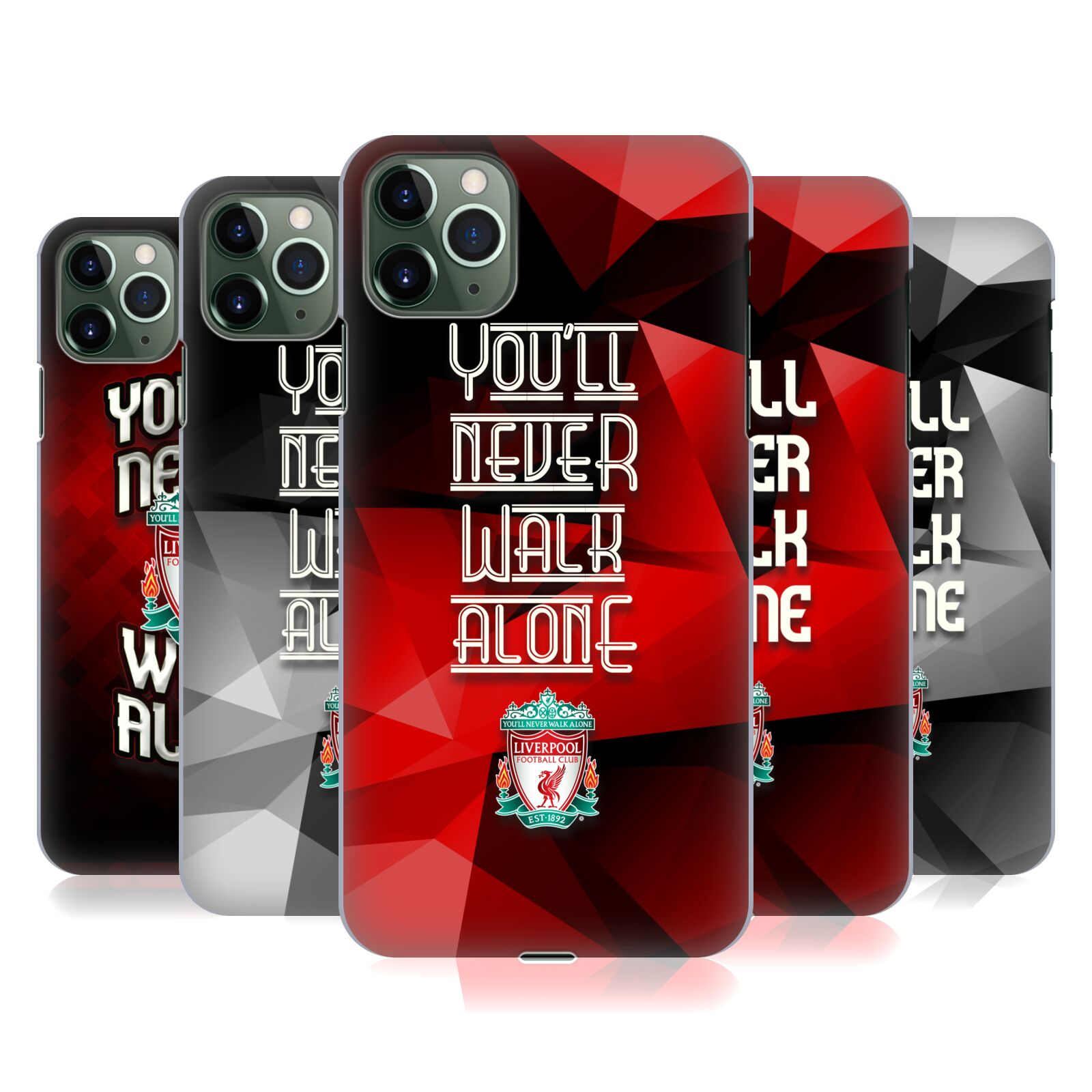 オフィシャル Liverpool Football Club YOU'LL NEVER WALK ALONE クレスト