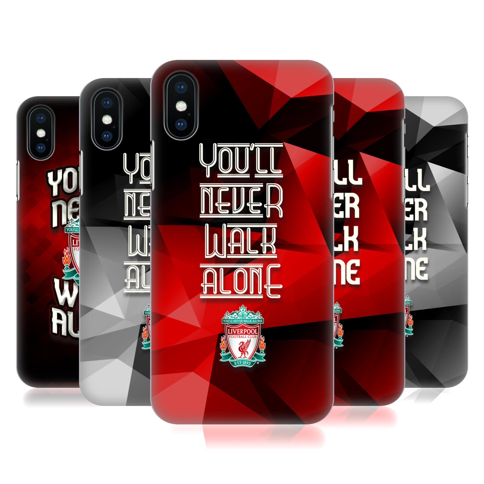 Liverpool Football Club Crest You'Ll Never Walk Alone