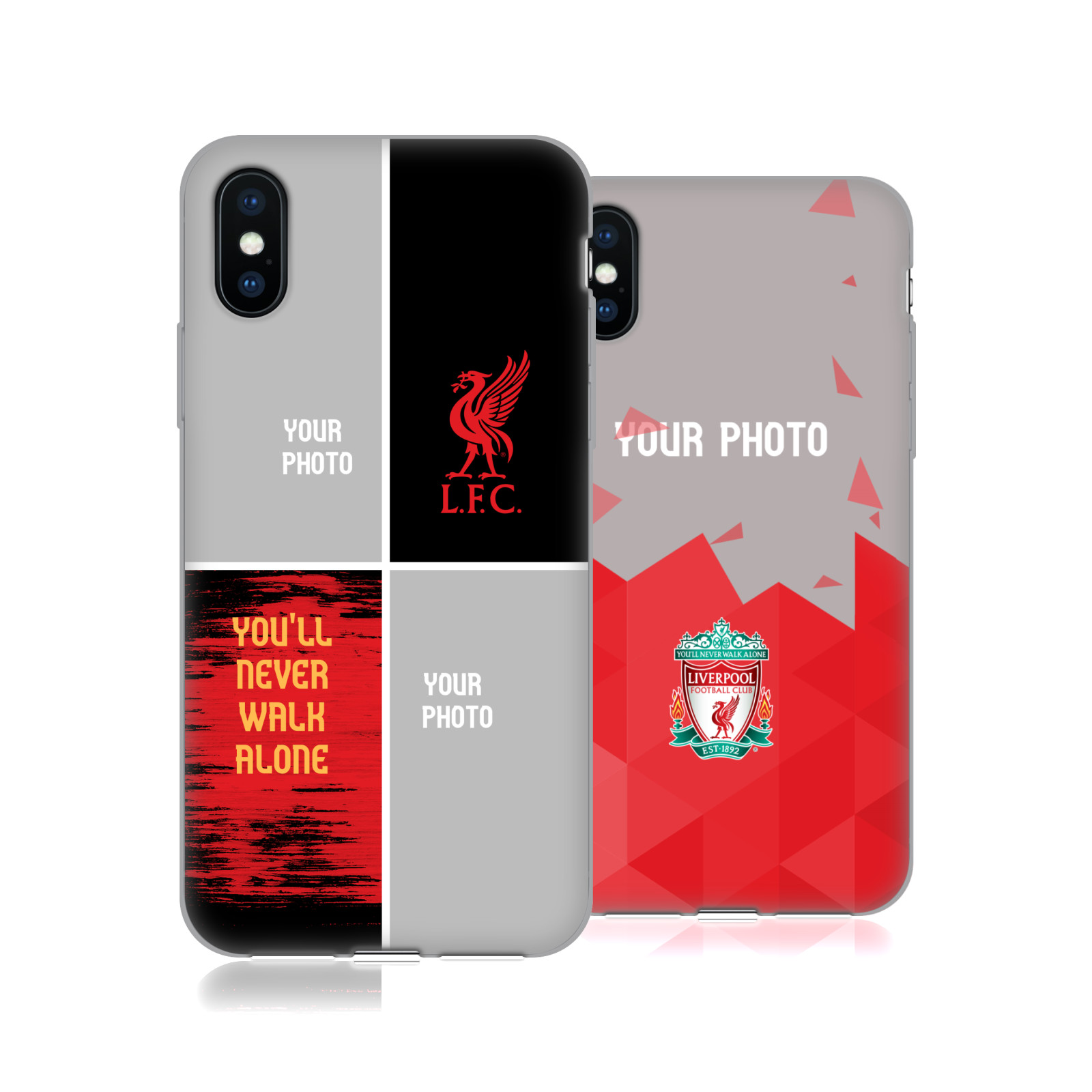 Liverpool Football Club <!--translate-lineup-->2017/18 Personalised<!--translate-lineup-->