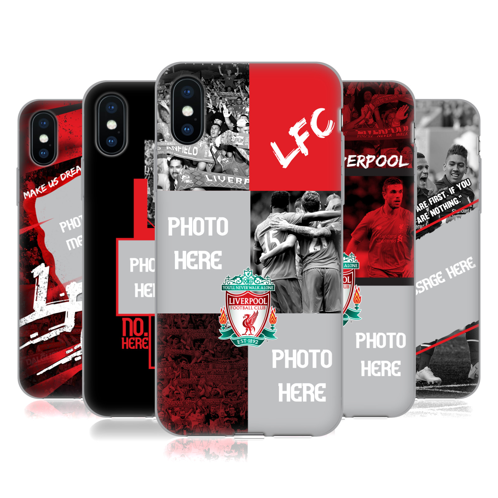 Liverpool Football Club Liverpool Fc Personalised