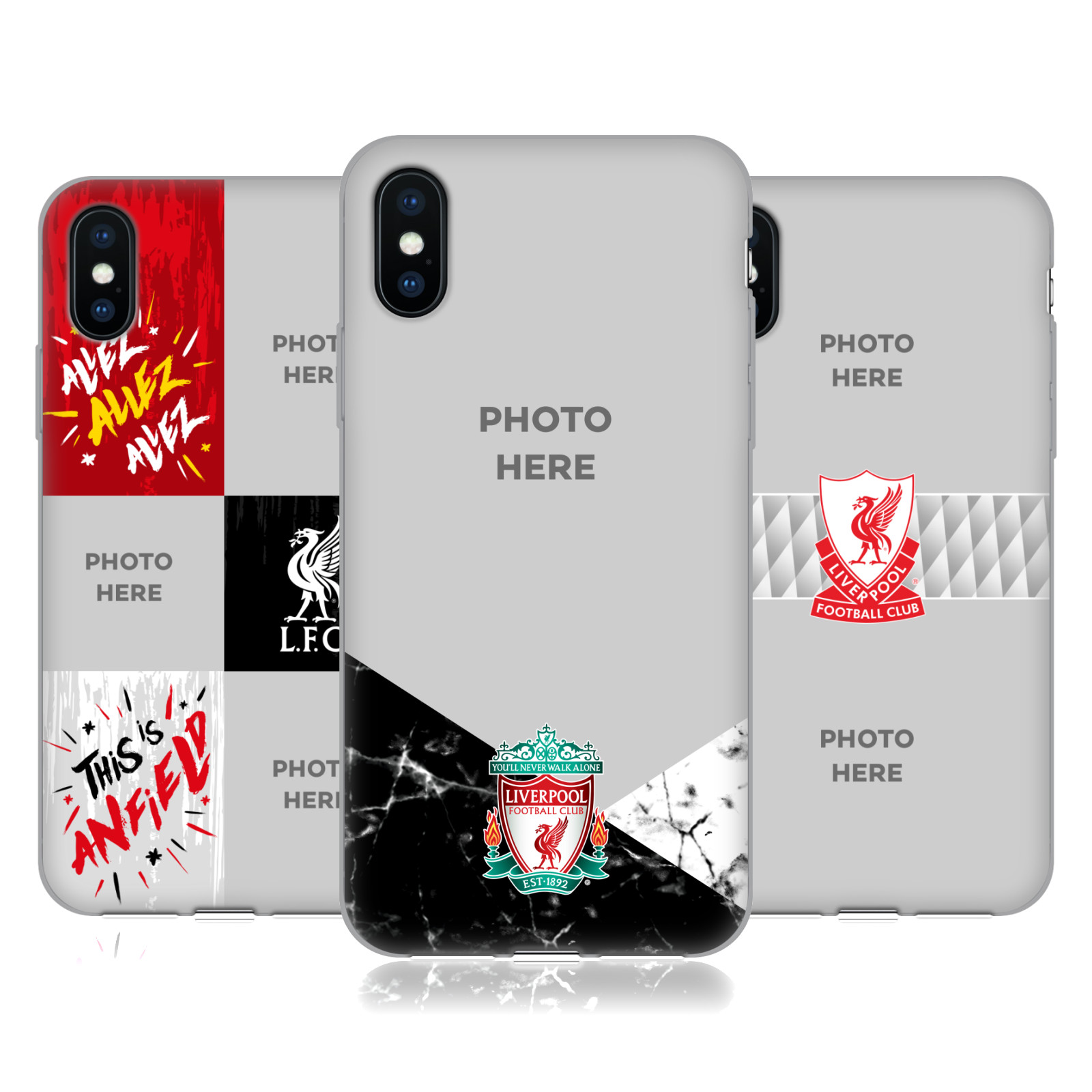 Liverpool Football Club 2018/19 Photos Personalised