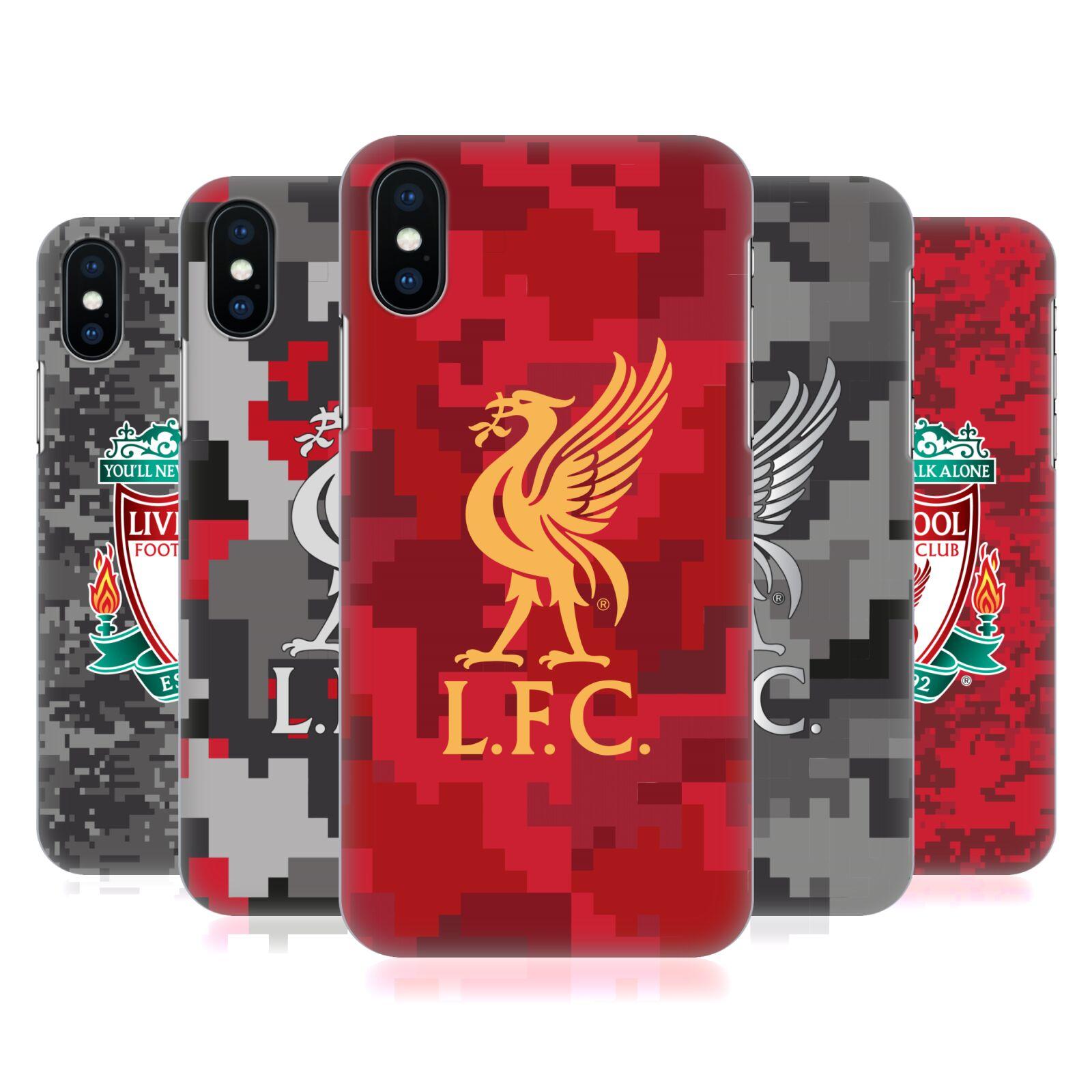 Liverpool Football Club Digital Camouflage
