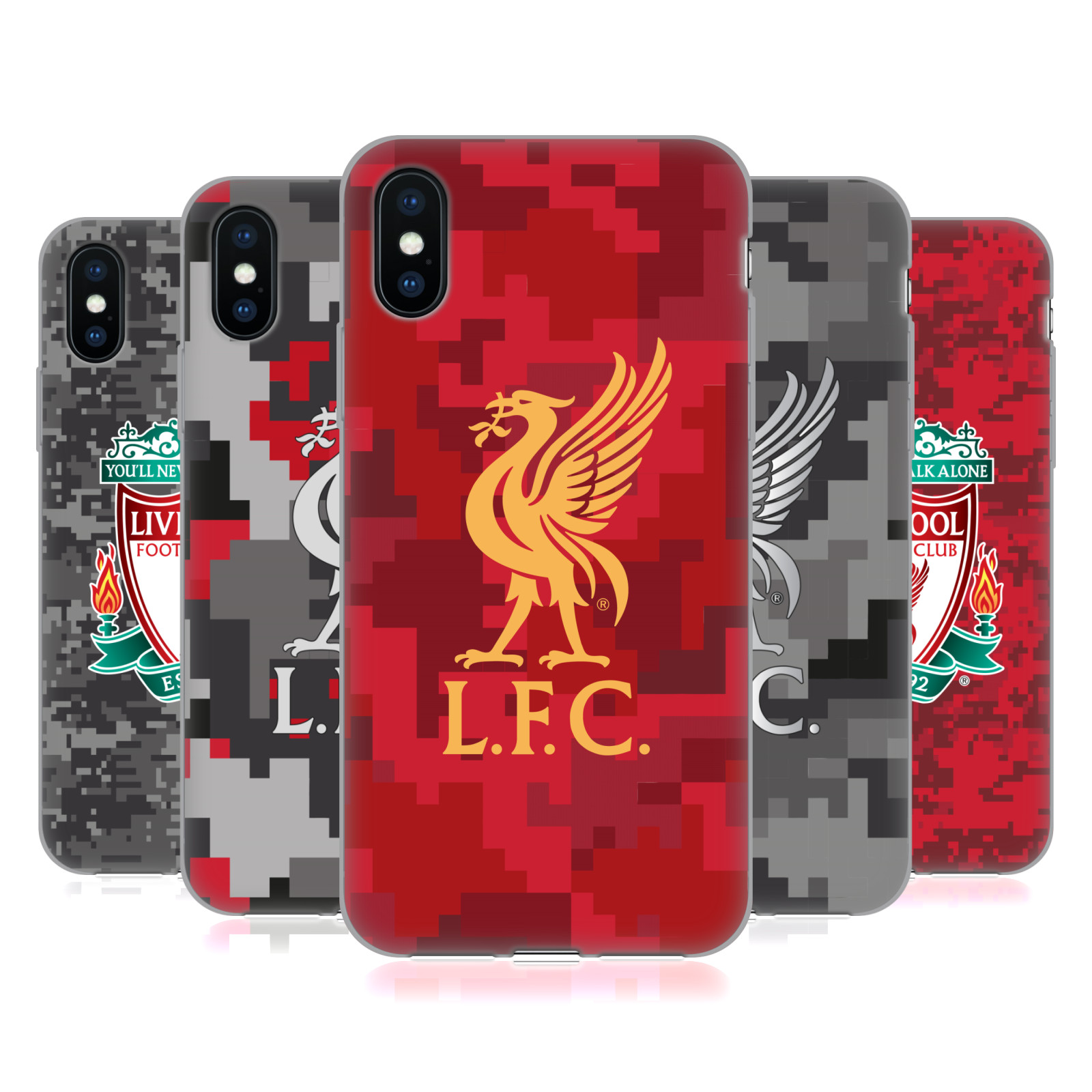 Liverpool Football Club Digital Camouflage
