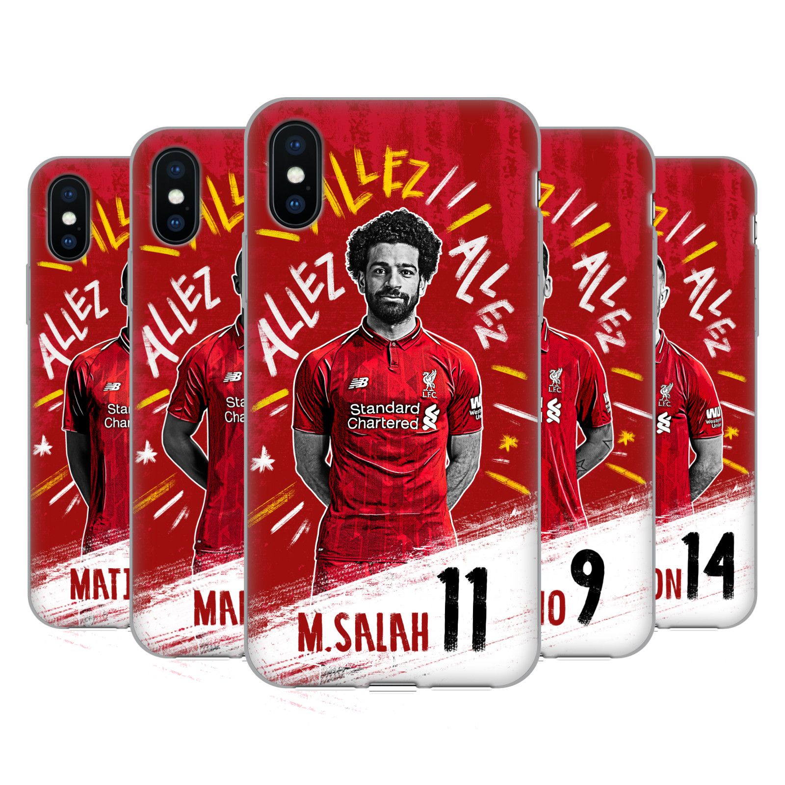 Liverpool Football Club 2018/19 First Team Group 1