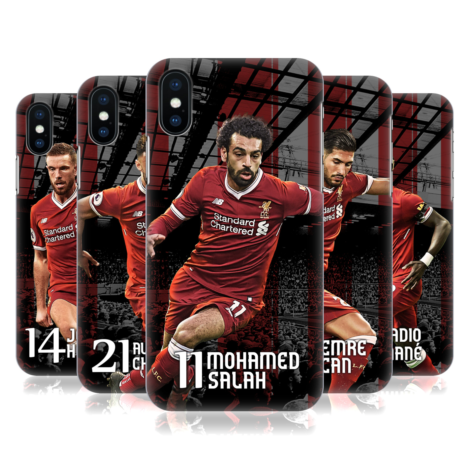 Liverpool Football Club 2017/18 First Team Group 1