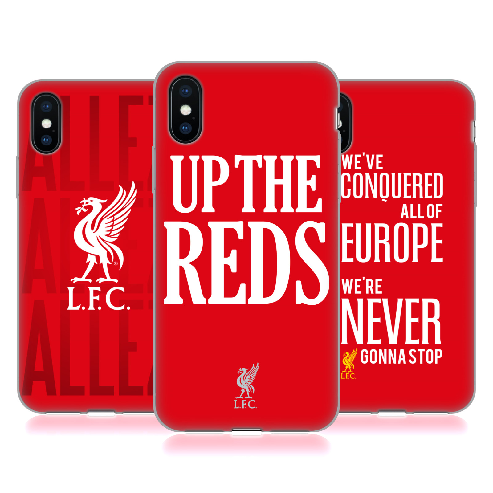 Liverpool Football Club 2017/18 Kings Of Europe