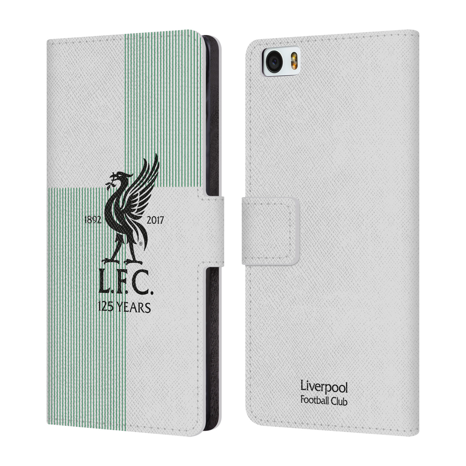 OFFICIAL-LIVERPOOL-FOOTBALL-CLUB-KIT-2017-18-LEATHER-BOOK-CASE-FOR-XIAOMI-PHONES
