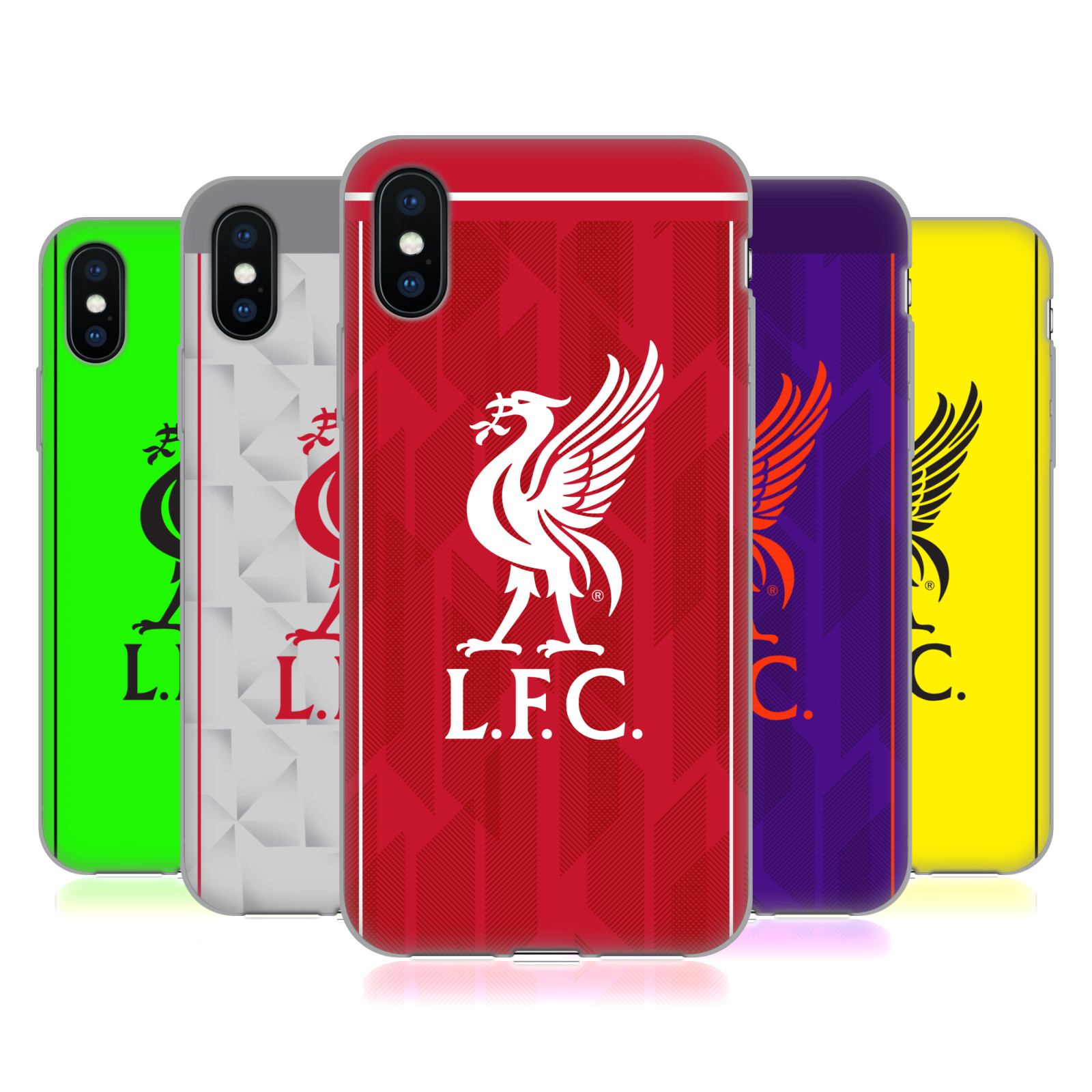 Liverpool Football Club 2018/19 Kit
