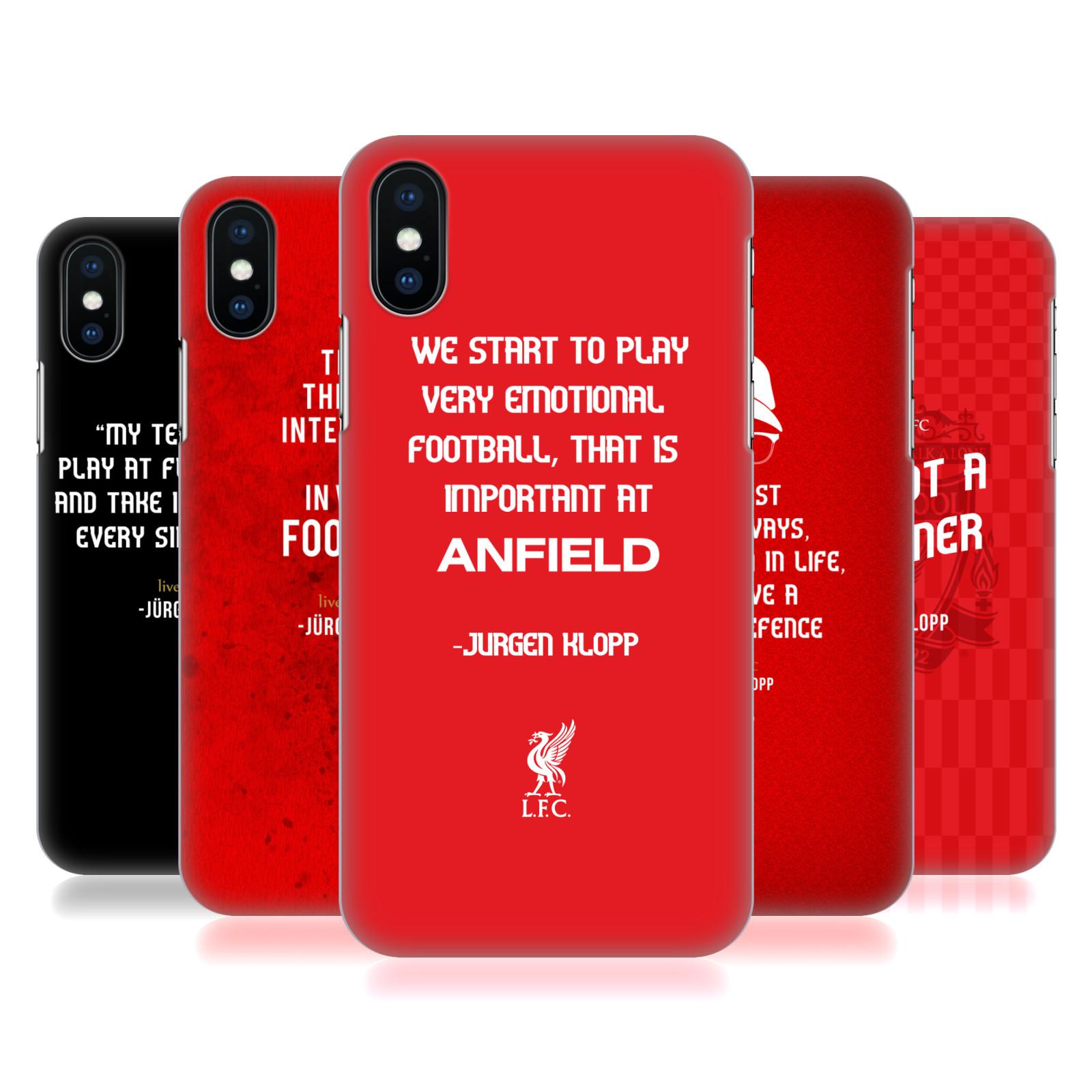 Liverpool Football Club Klopp Quotes