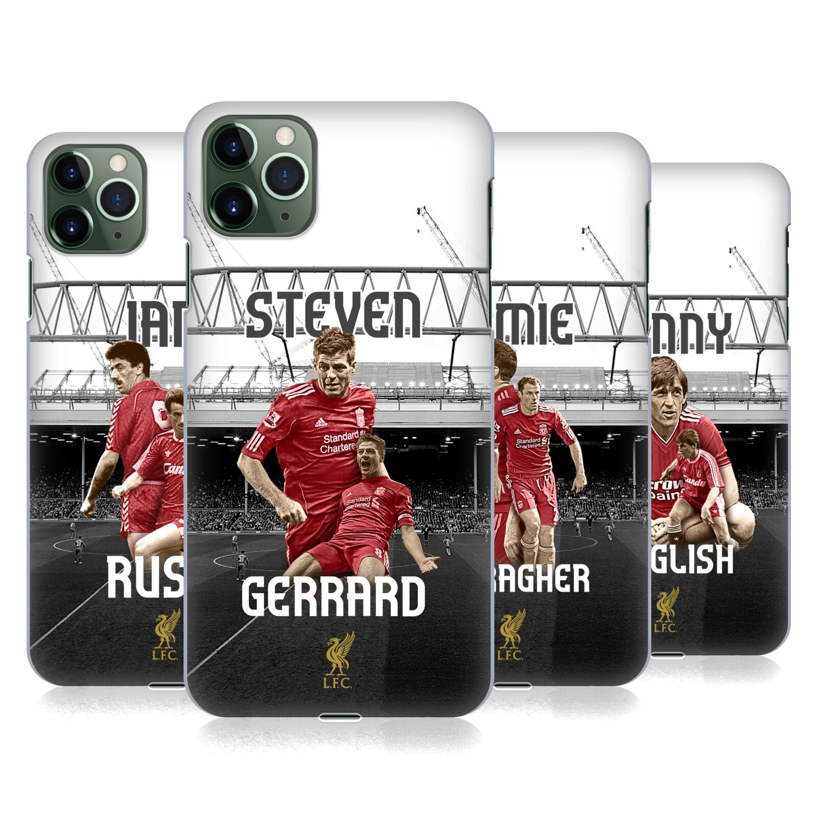 Official Liverpool Football Club Legends