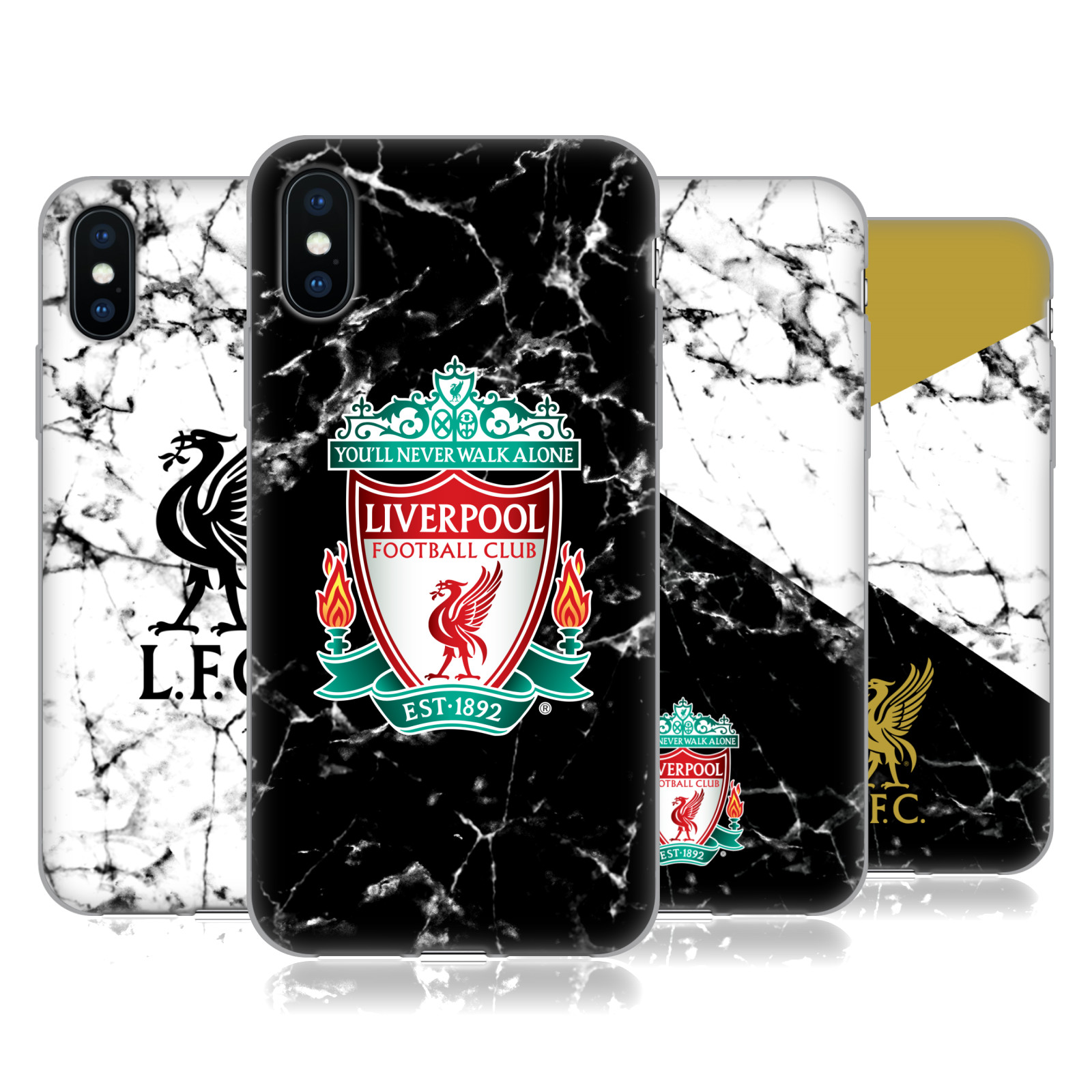 Liverpool Football Club 2017/18 Marble