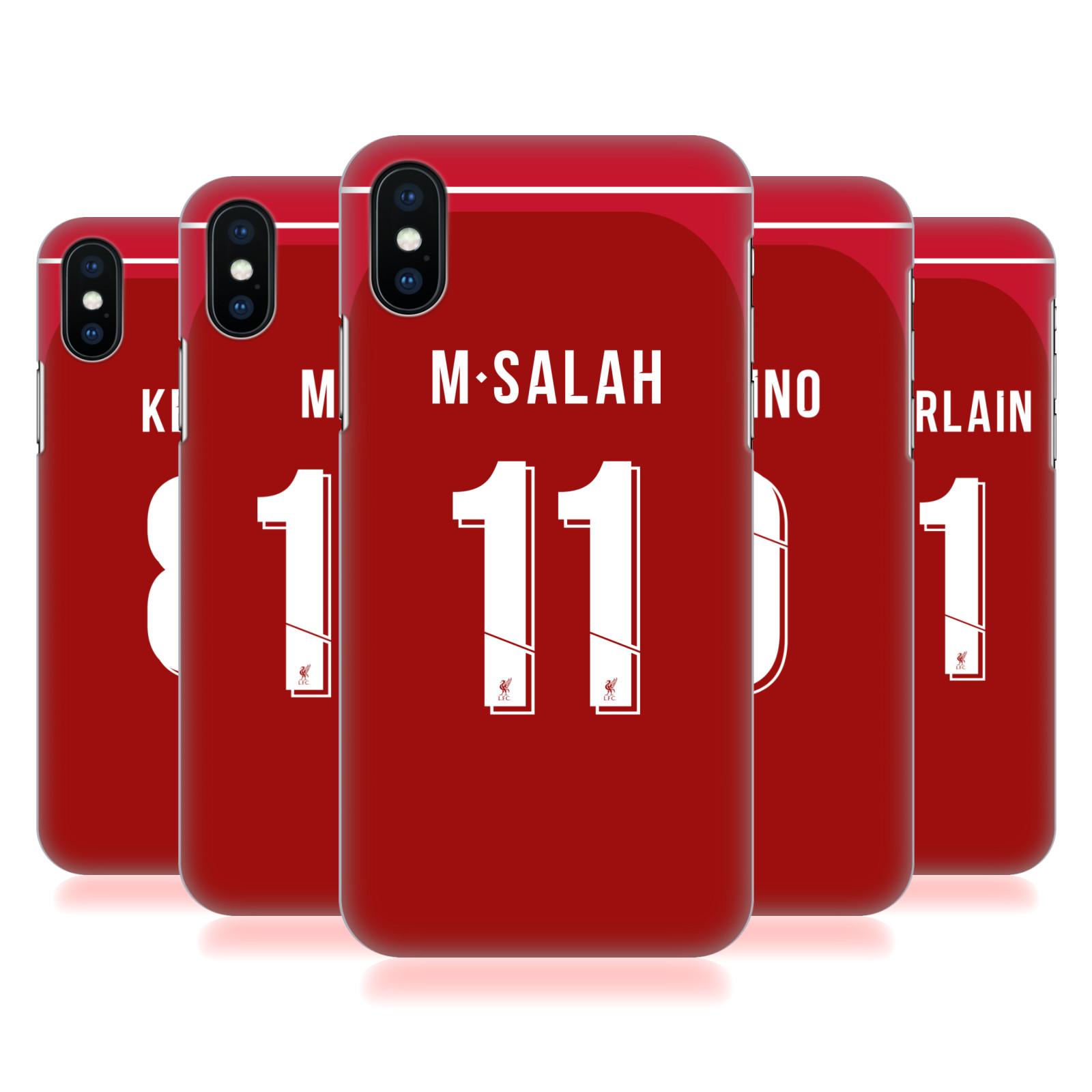 Liverpool Football Club 2018/19 Players Home Kit Group 1