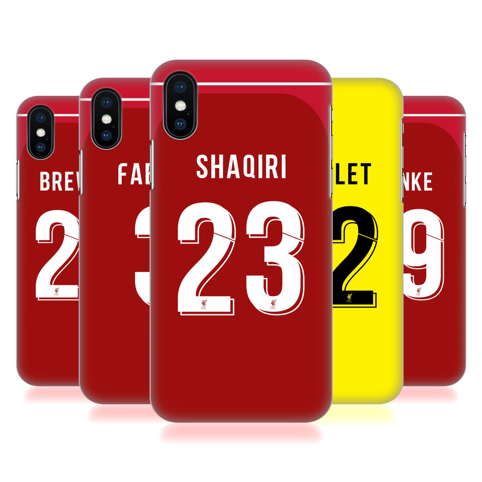Liverpool Football Club 2018/19 Players Home Kit Group 2