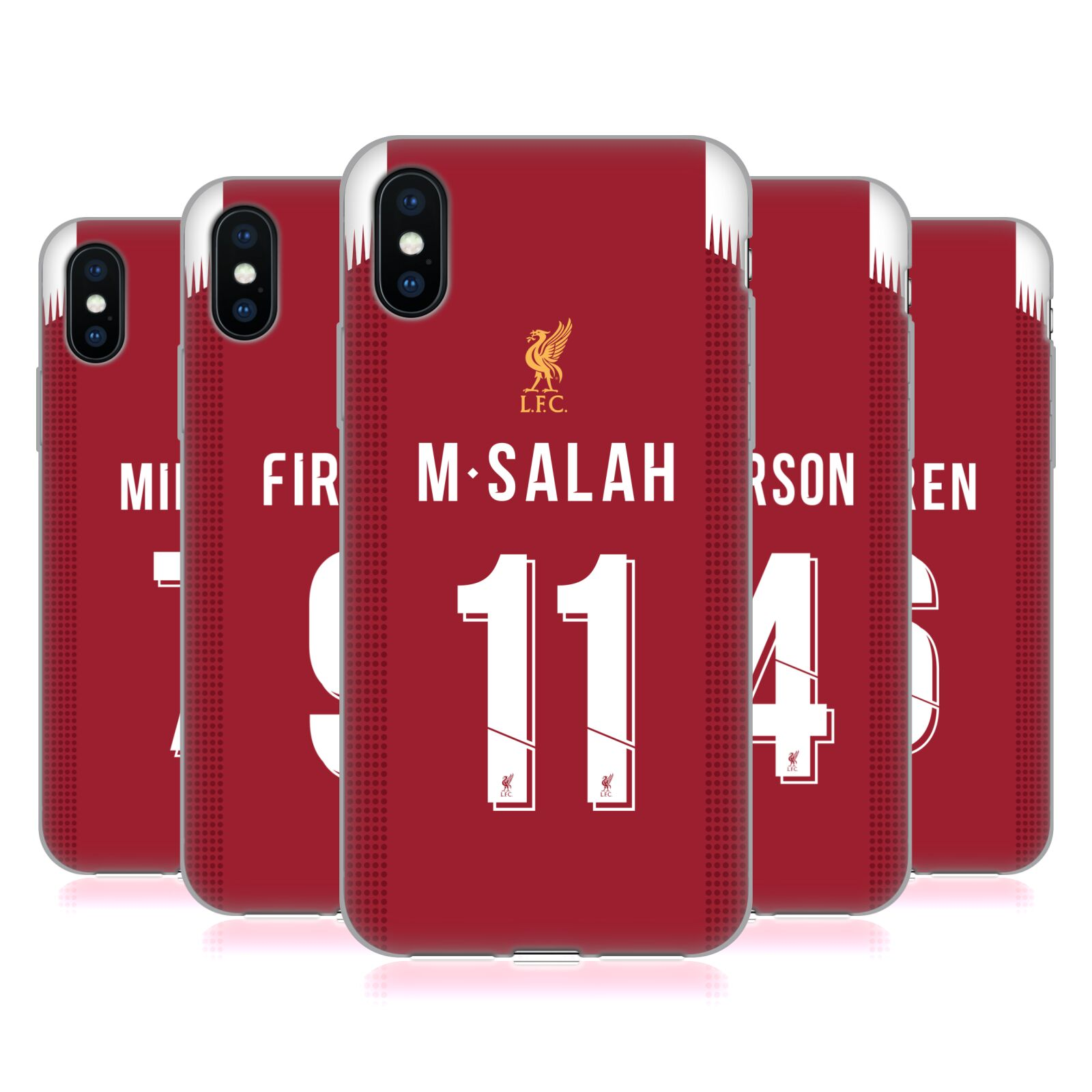 Liverpool Football Club <!--translate-lineup-->2019/20 PLAYERS HOME KIT GROUP 1<!--translate-lineup-->