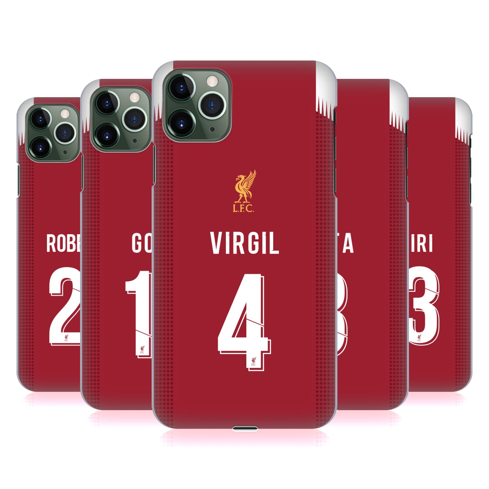 Official Liverpool Football Club 2019/20 PLAYERS HOME KIT GROUP 2