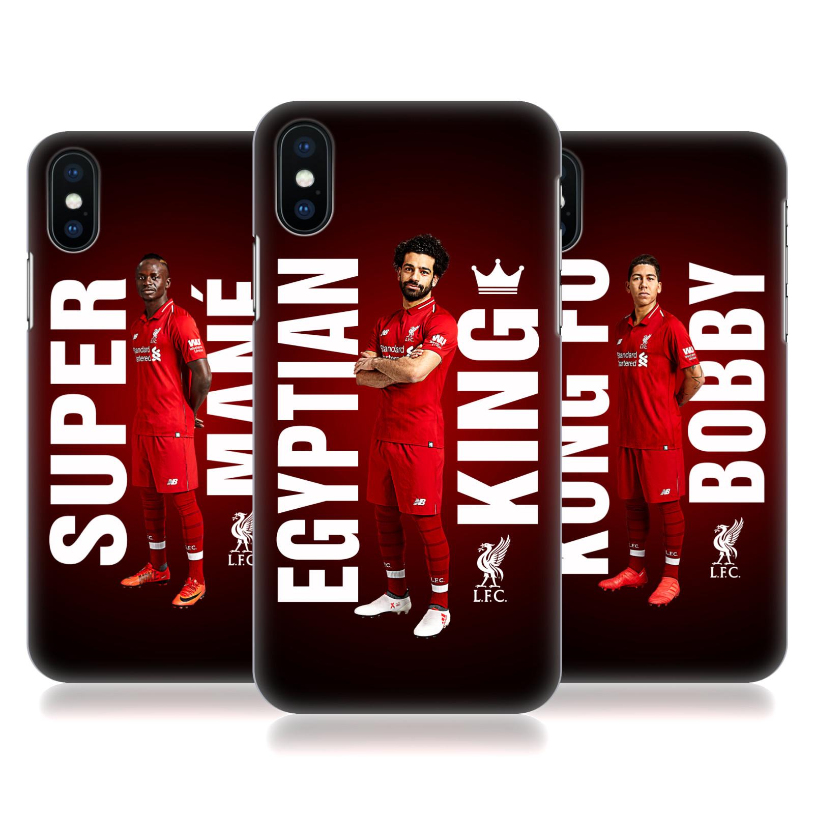 Liverpool Football Club 2018/19 Star Trio