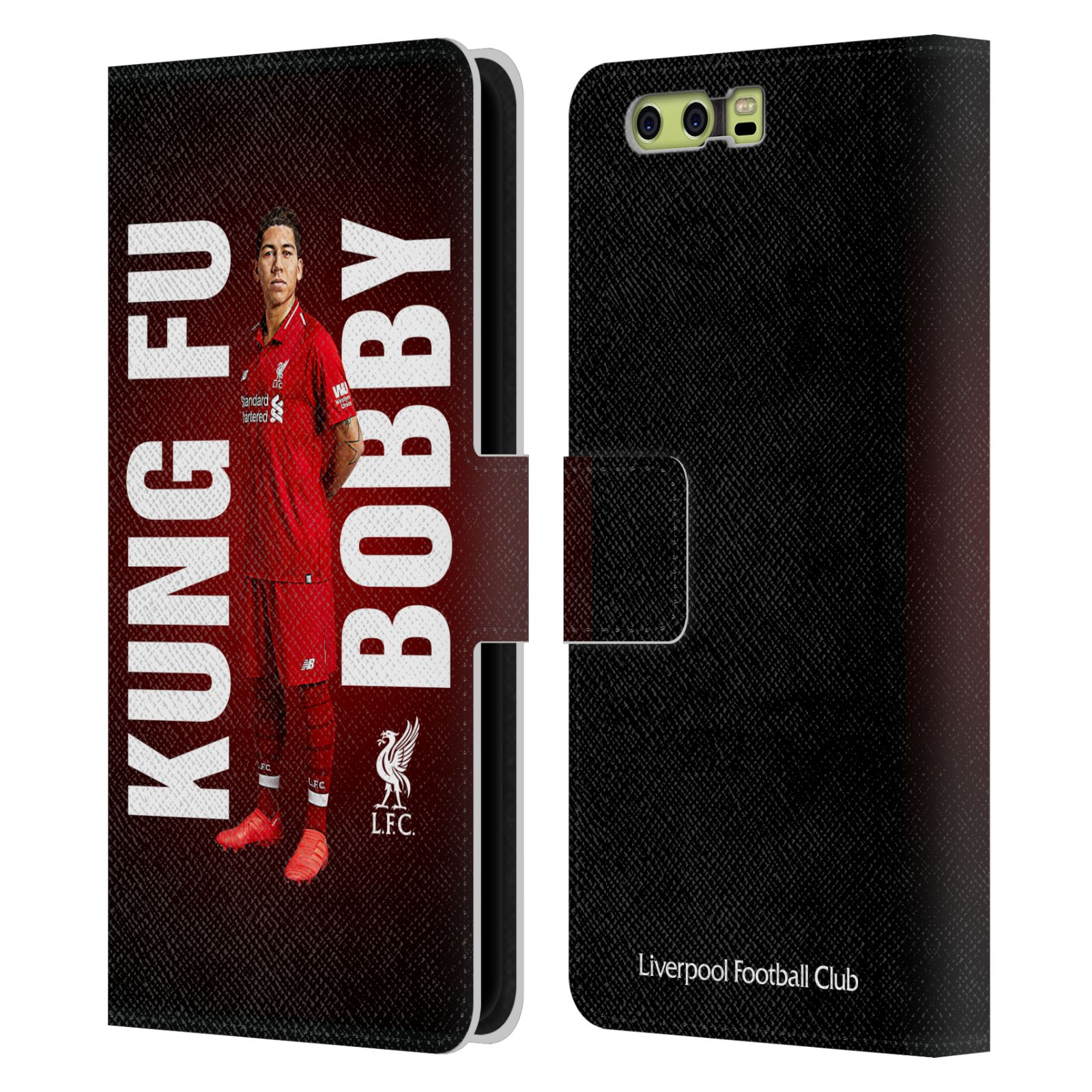LIVERPOOL-FC-LFC-2018-19-STAR-TRIO-PU-LEATHER-BOOK-WALLET-CASE-FOR-HUAWEI-PHONES