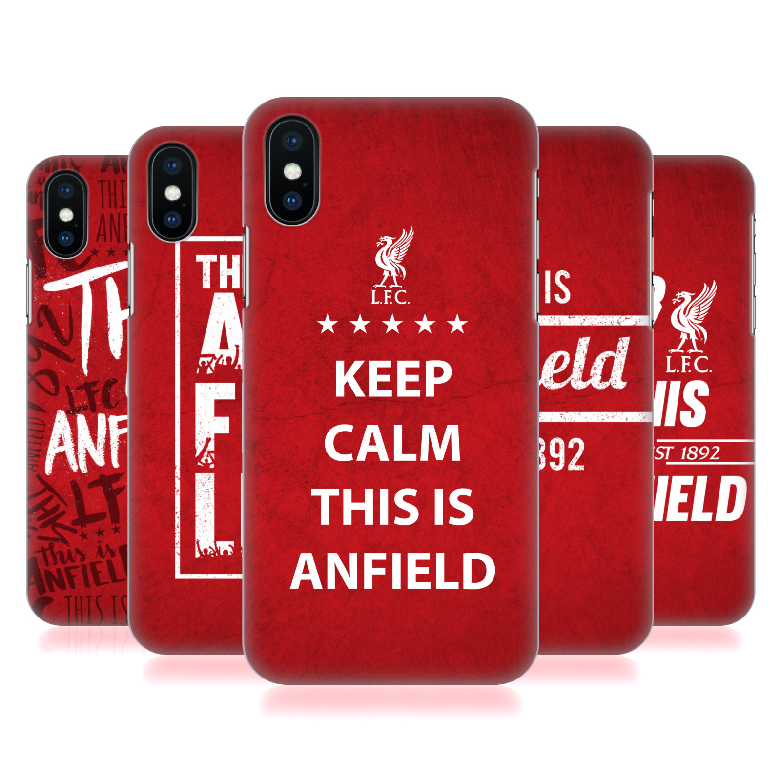 Liverpool Football Club This Is Anfield