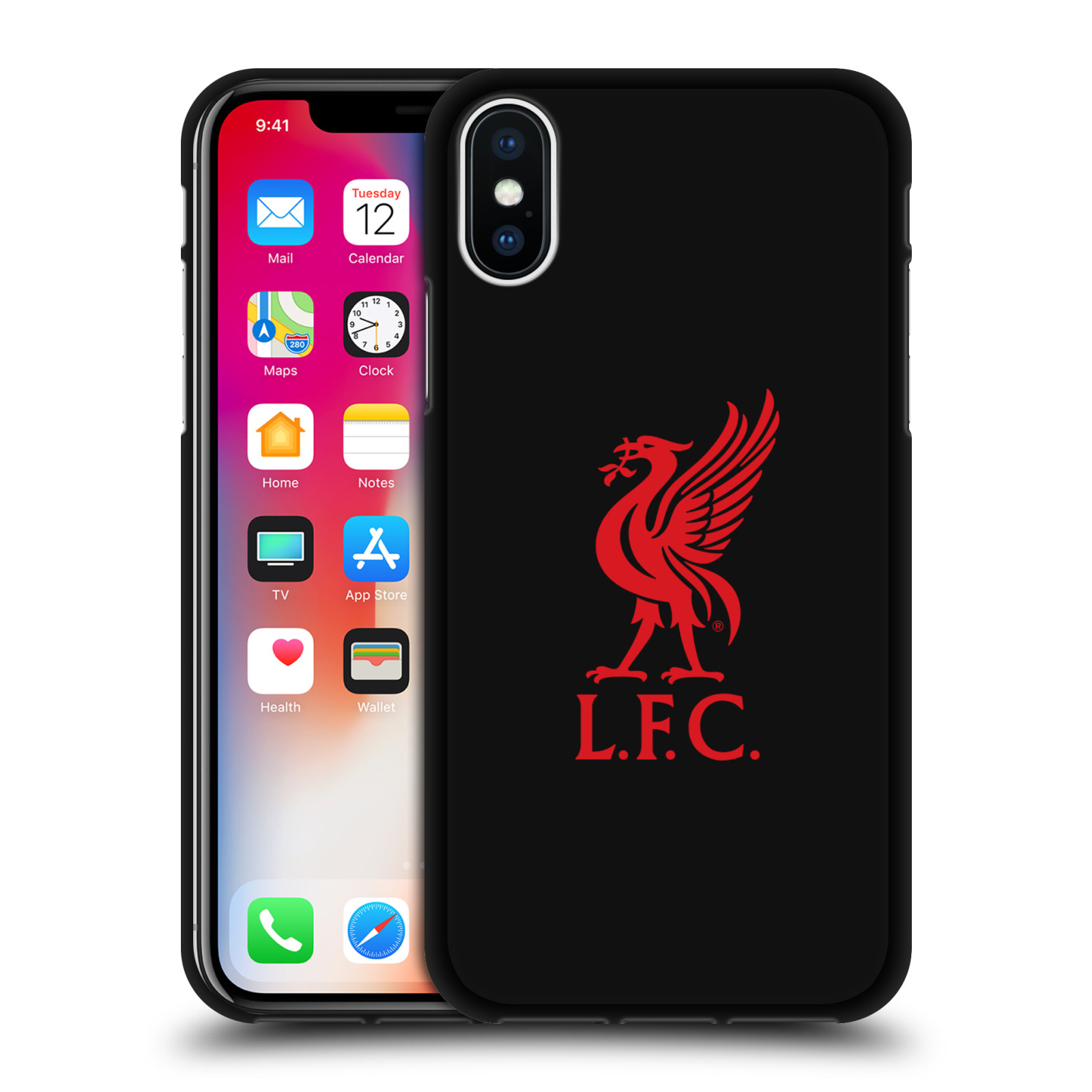LIVERPOOL-FC-LFC-VARIOUS-DESIGNS-BLACK-SOFT-GEL-CASE-FOR-APPLE-iPHONE-PHONES