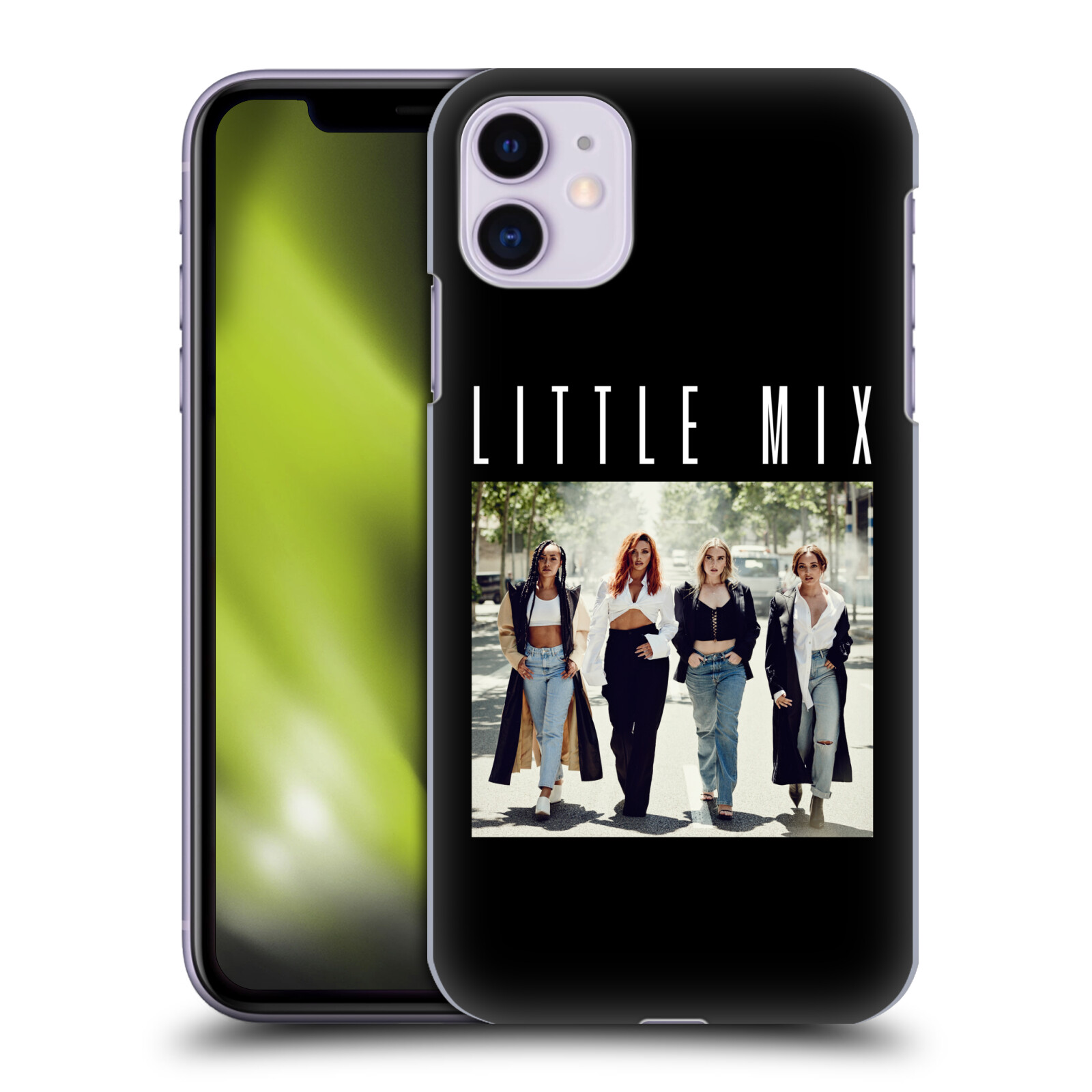 Officiel Little Mix Photographie Album Étui Coque D'Arrière Pour Apple iPhone 11