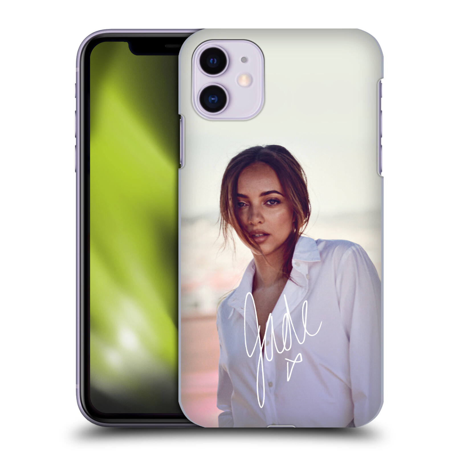 Officiel Little Mix Photographie Jade Étui Coque D'Arrière Pour Apple iPhone 11