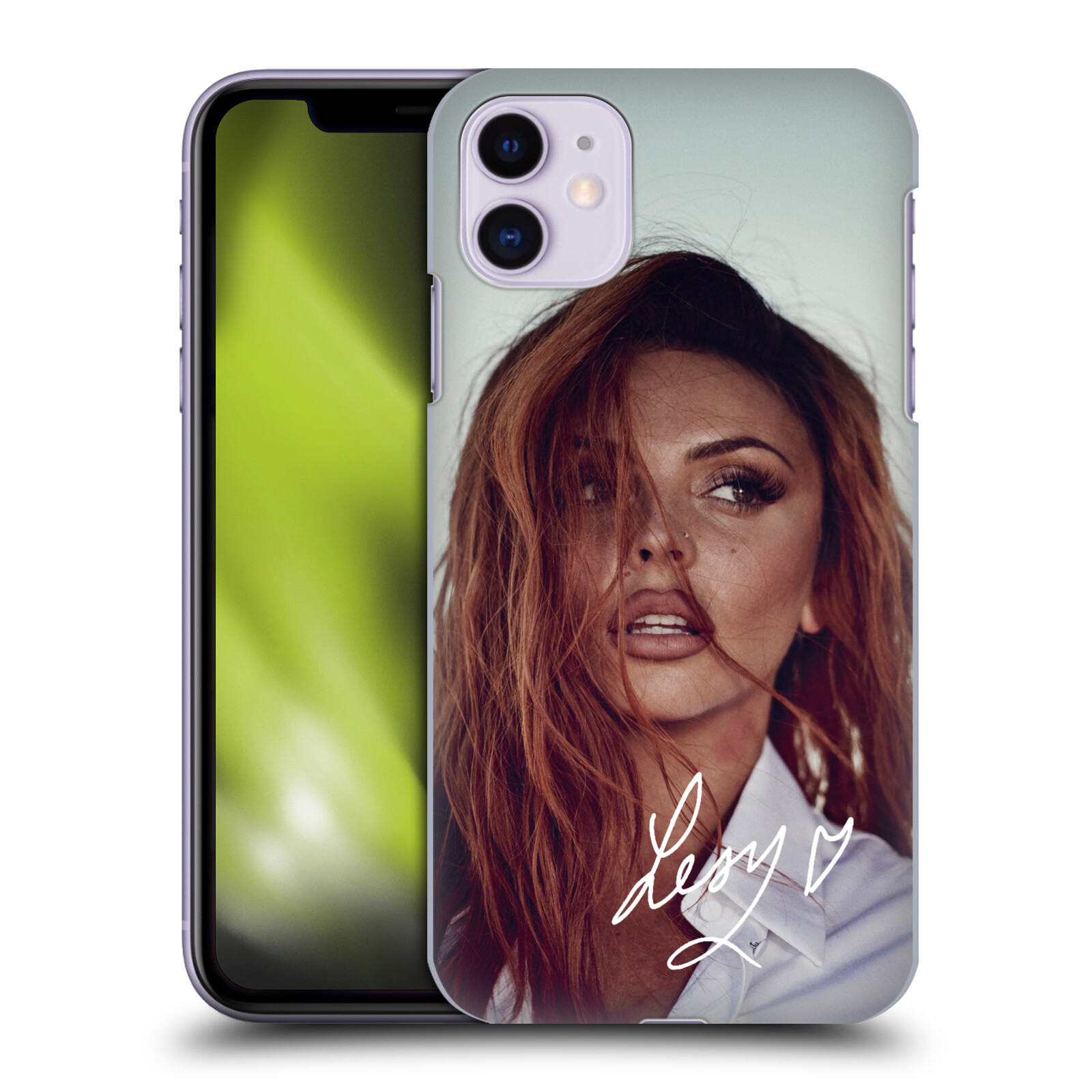 Officiel Little Mix Photographie Jesy Étui Coque D'Arrière Pour Apple iPhone 11