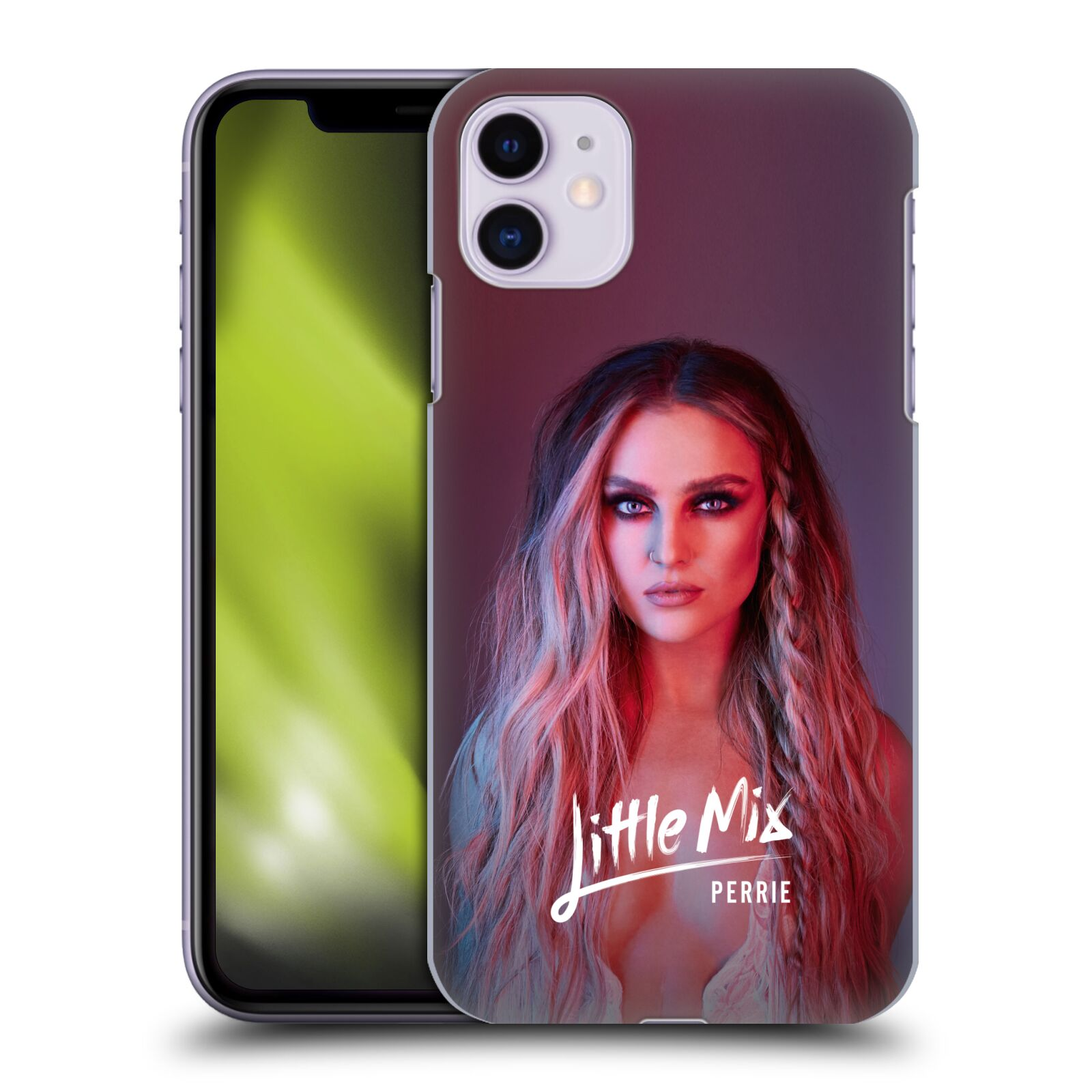 Officiel Little Mix Solos Perrie Étui Coque D'Arrière Pour Apple iPhone 11