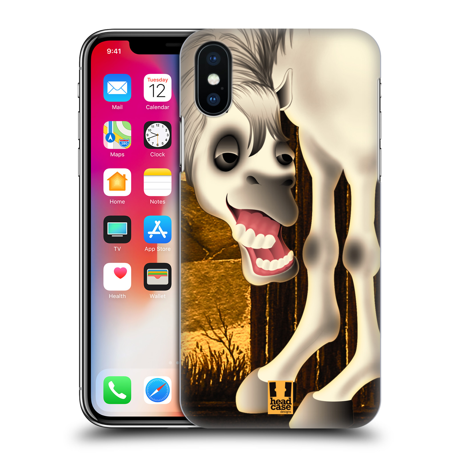 HEAD-CASE-DESIGNS-LONG-LEGGED-HARD-BACK-CASE-FOR-APPLE-iPHONE-PHONES