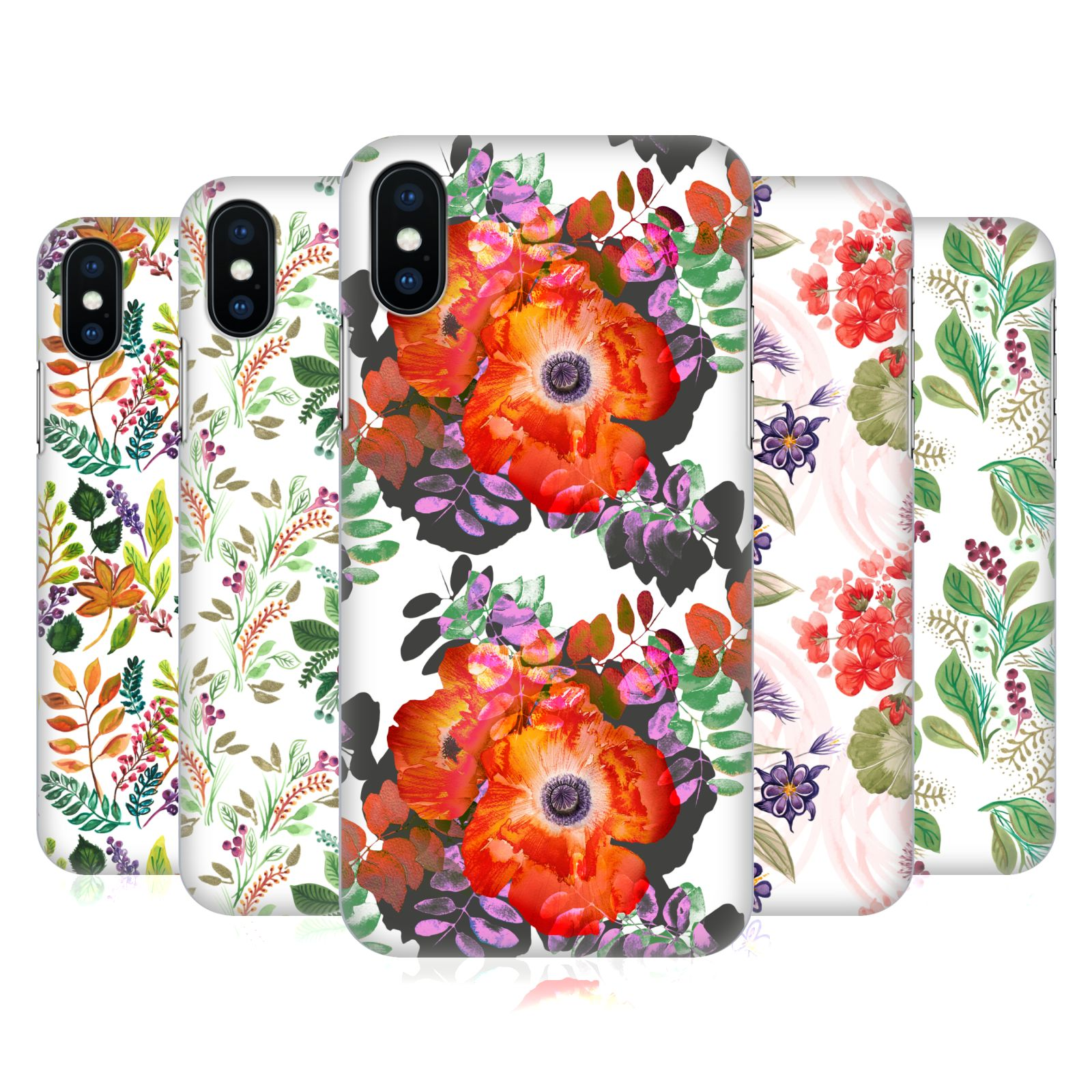 Laura Thompson Floral Pattern