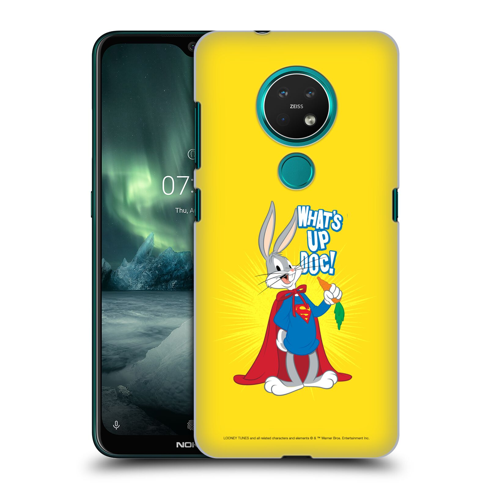 Official Looney Tunes Bugs Bunny Super Case for Nokia 7.2