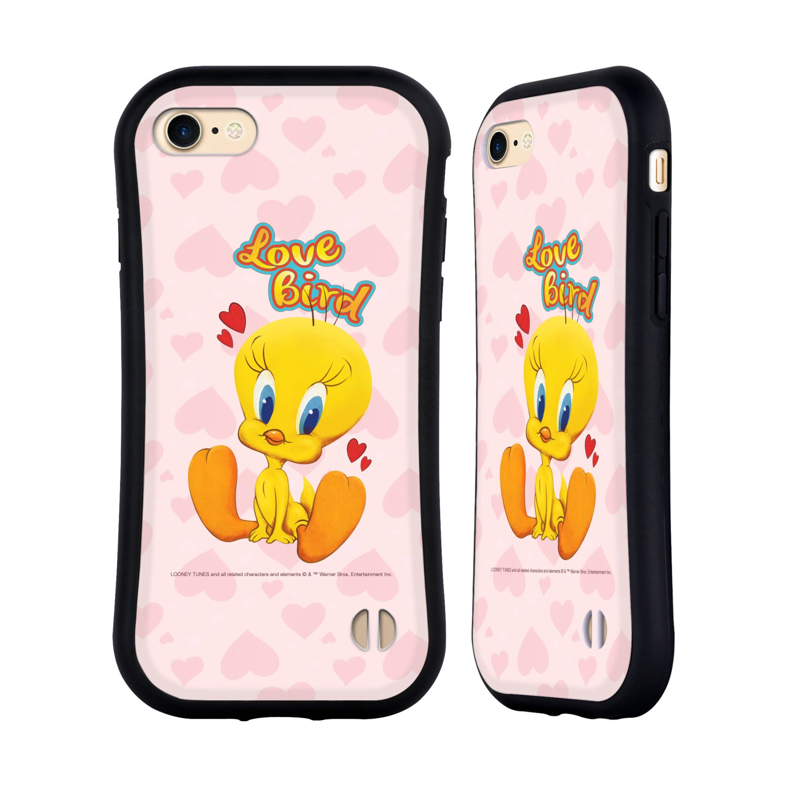 Official Looney Tunes Season Tweety Hybrid Case for Apple iPhone 7 / 8 / iPhone SE 2020